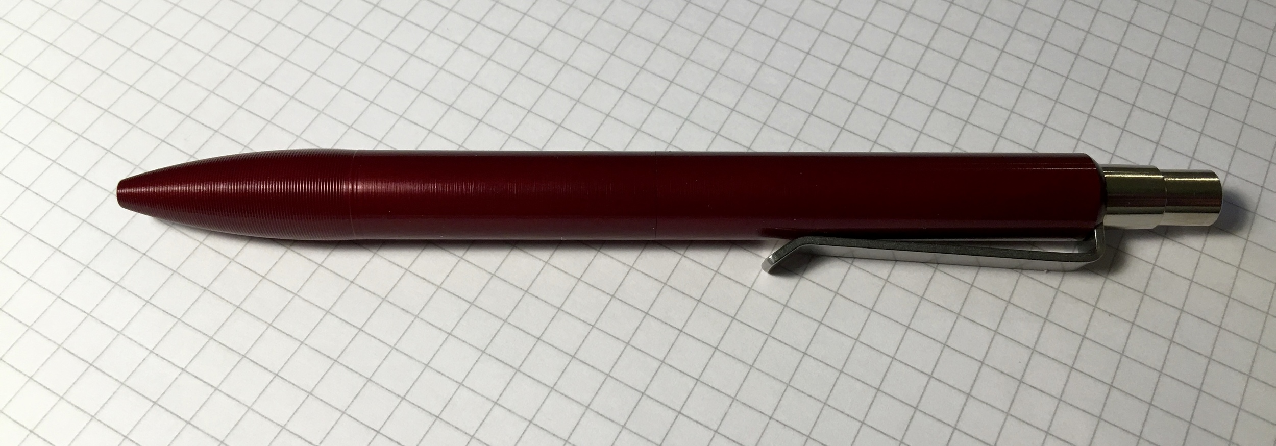 The Tactile Turn Mover, in Anodized Red Aluminum