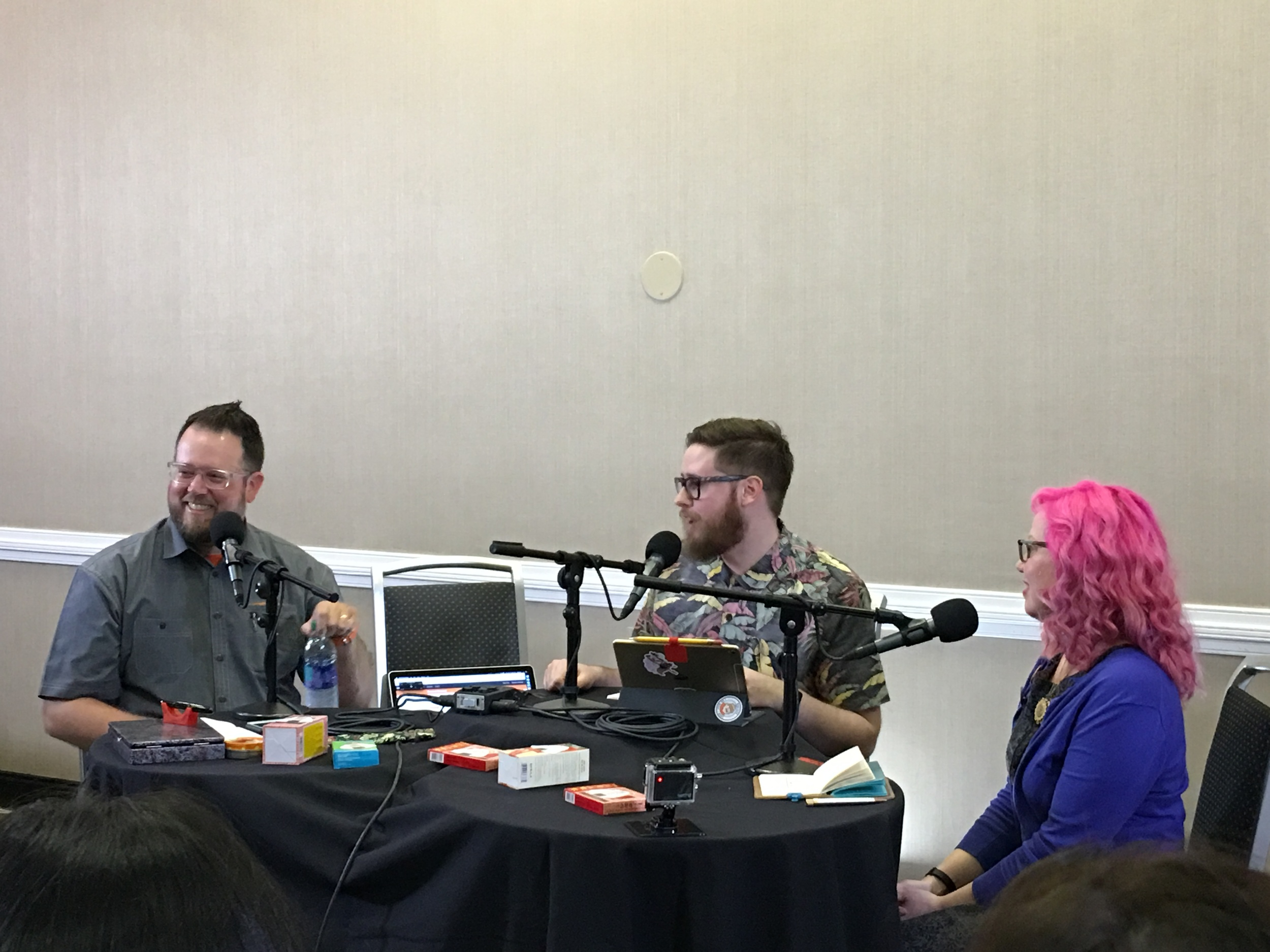 Podcasters