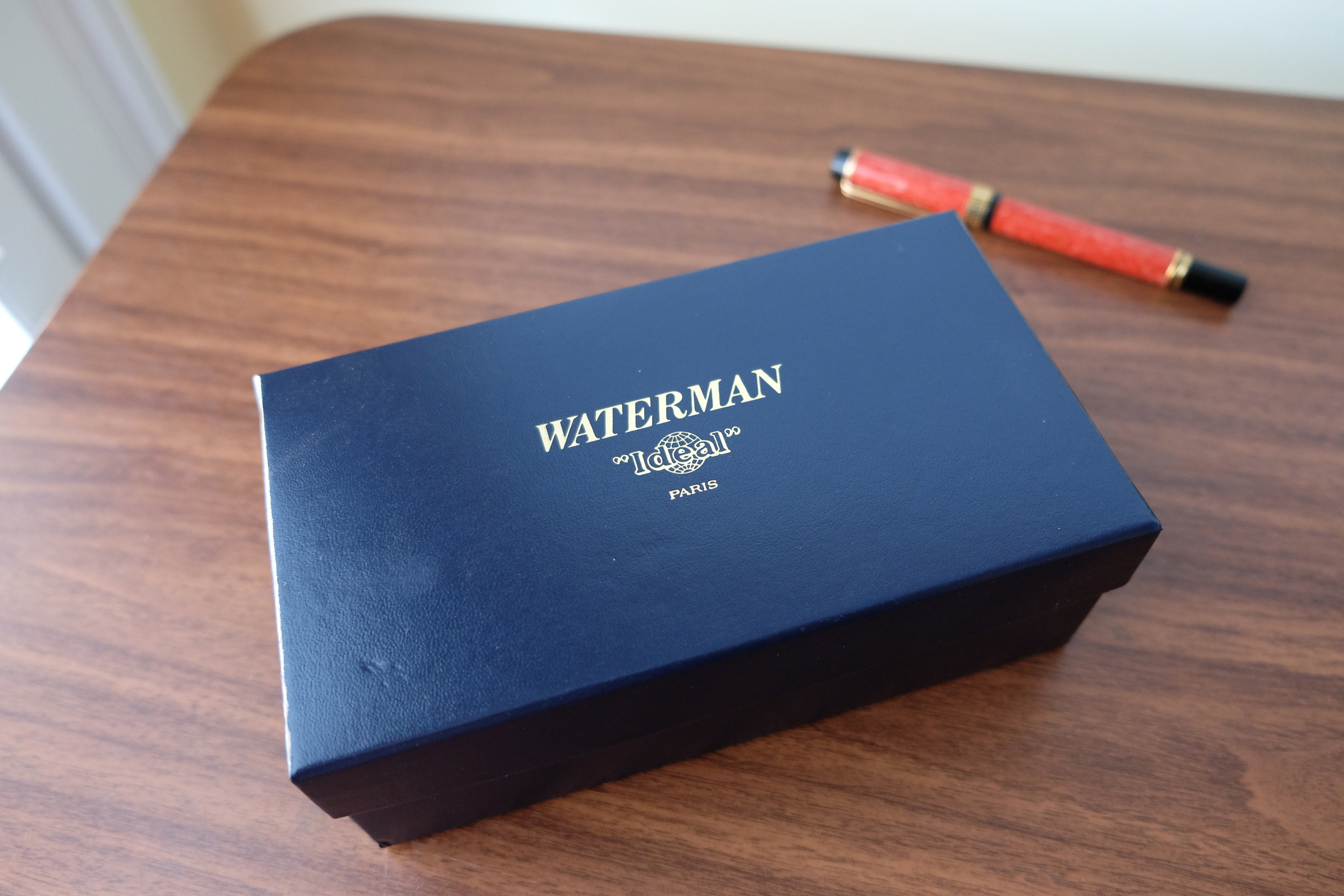 Waterman Man 100 Box