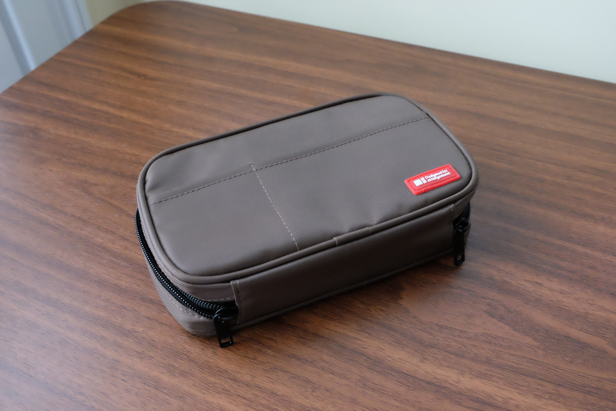 The Lihit Lab double-sided pen case. Great, except for the fact that the smell clears a room.