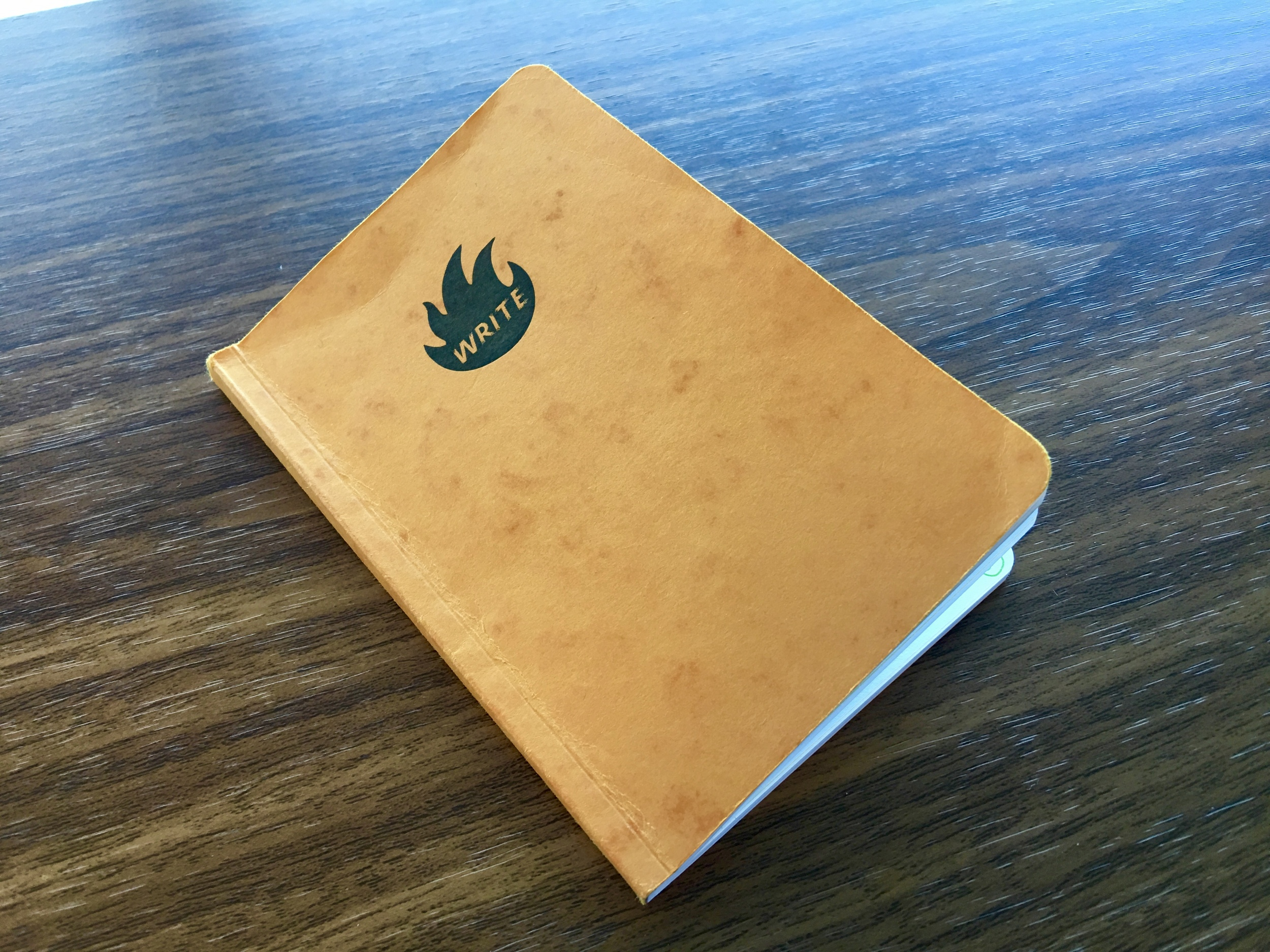 I've become a fan of the Write Notepads pocket notebooks, especially their latest Kindred Spirit limited edition.