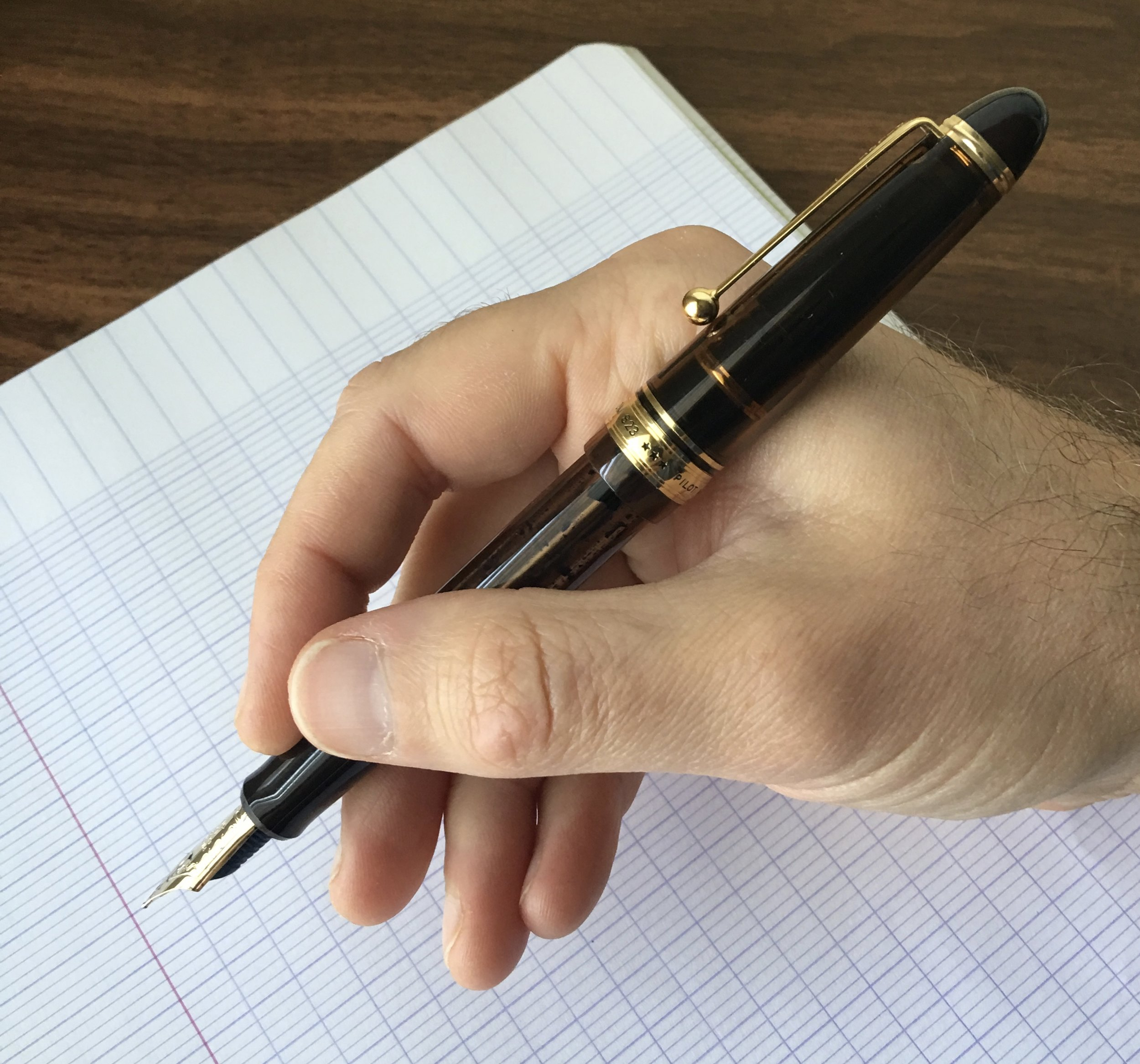 The Pilot Custom 823 Posted