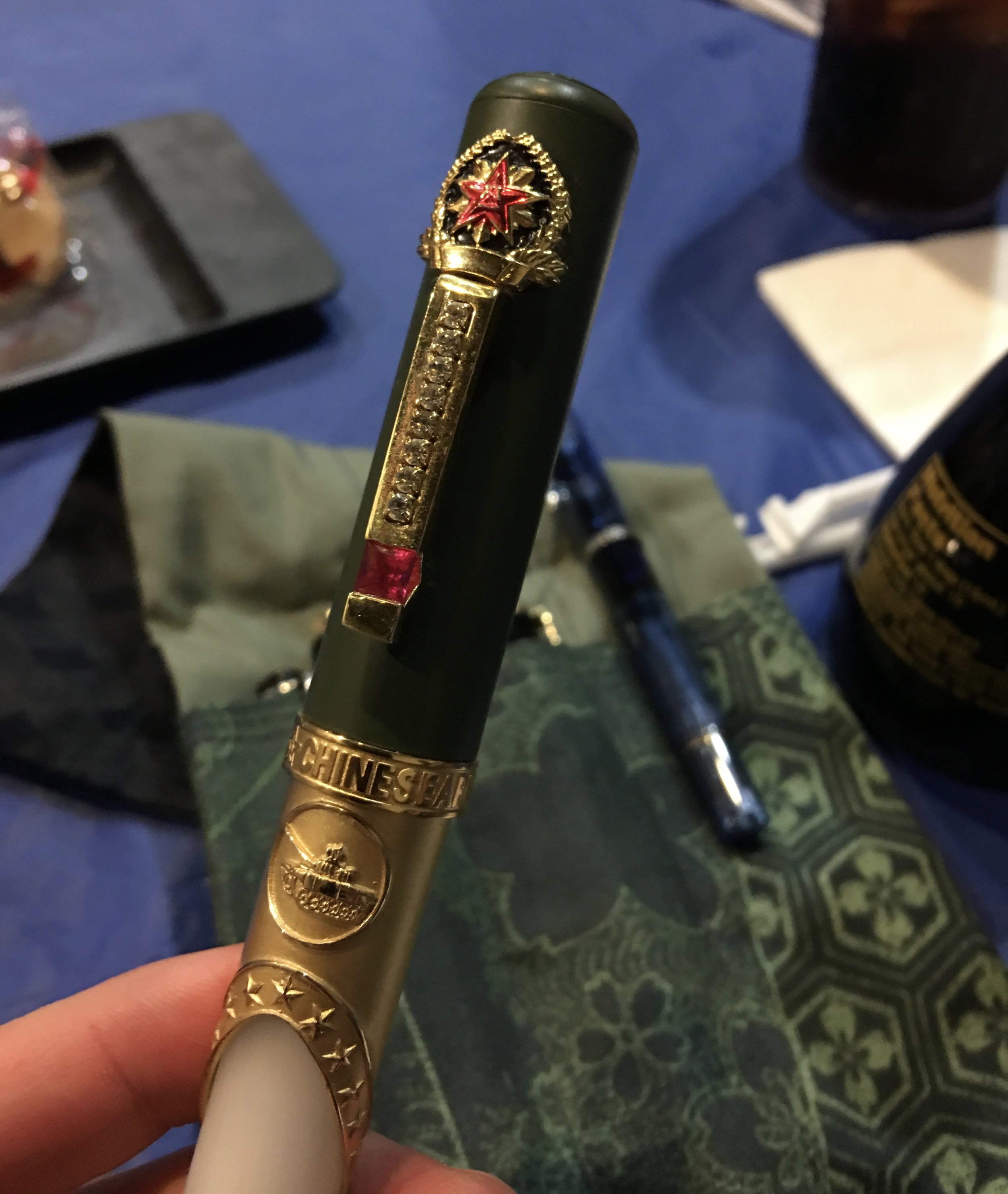 Chinese Army Pen