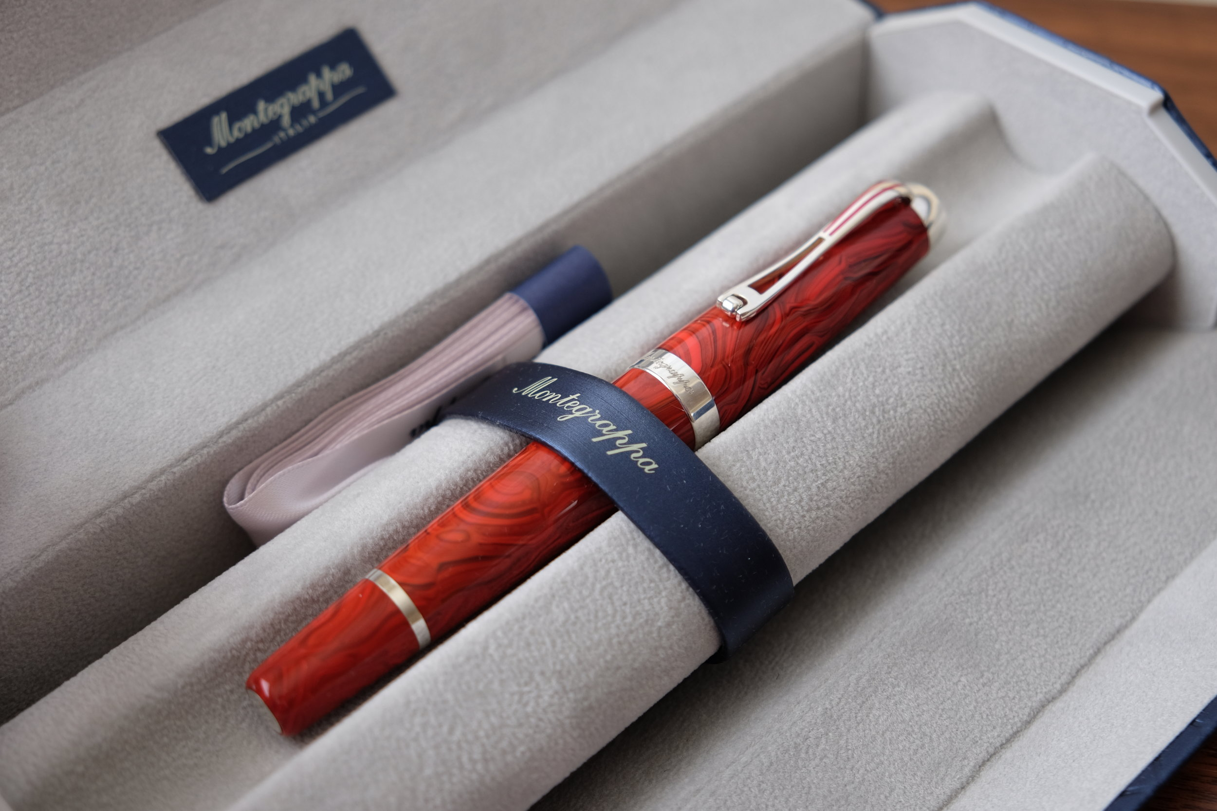 Montegrappa Passione in Presentation Box