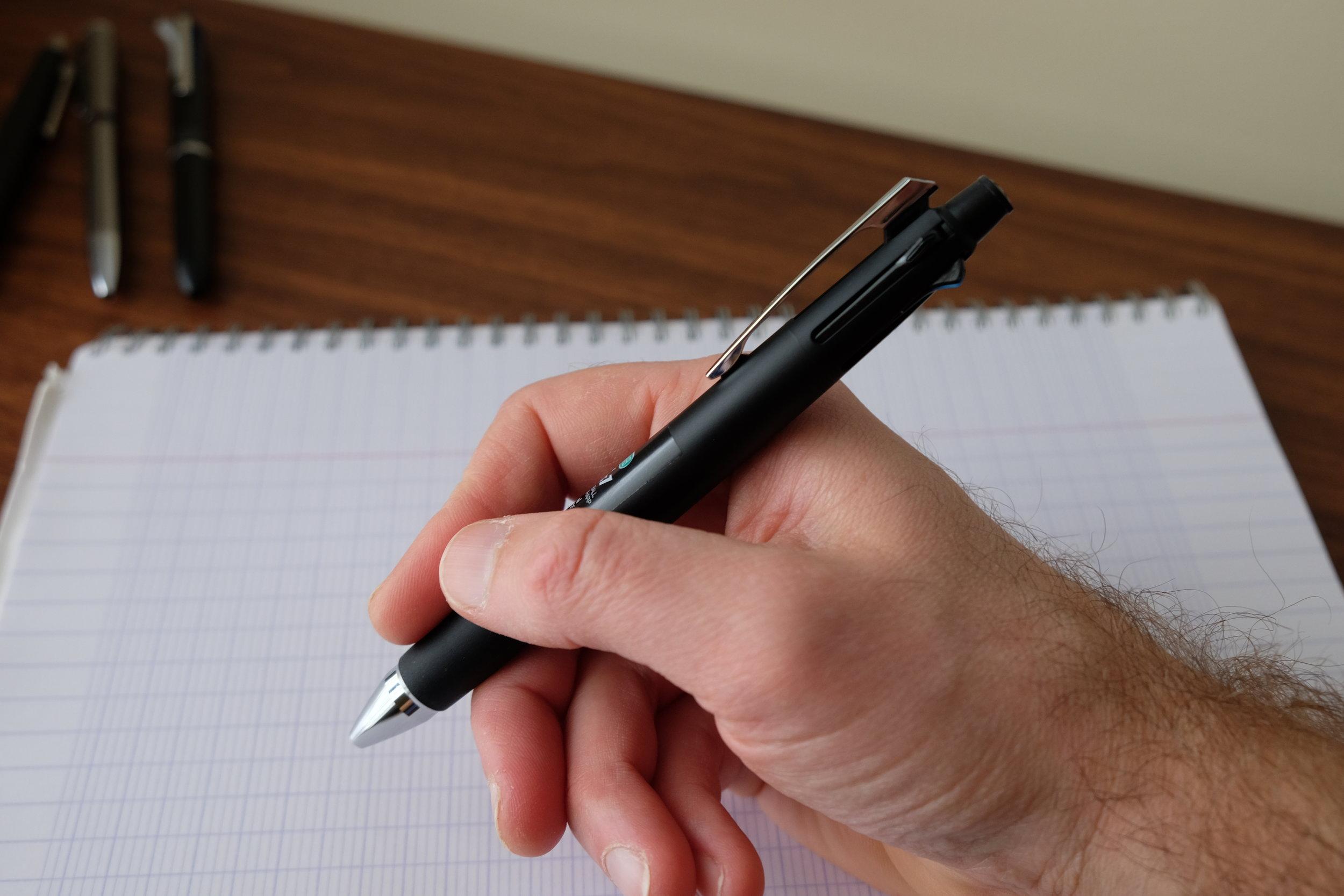 Jetstream Multi Pen in Hand
