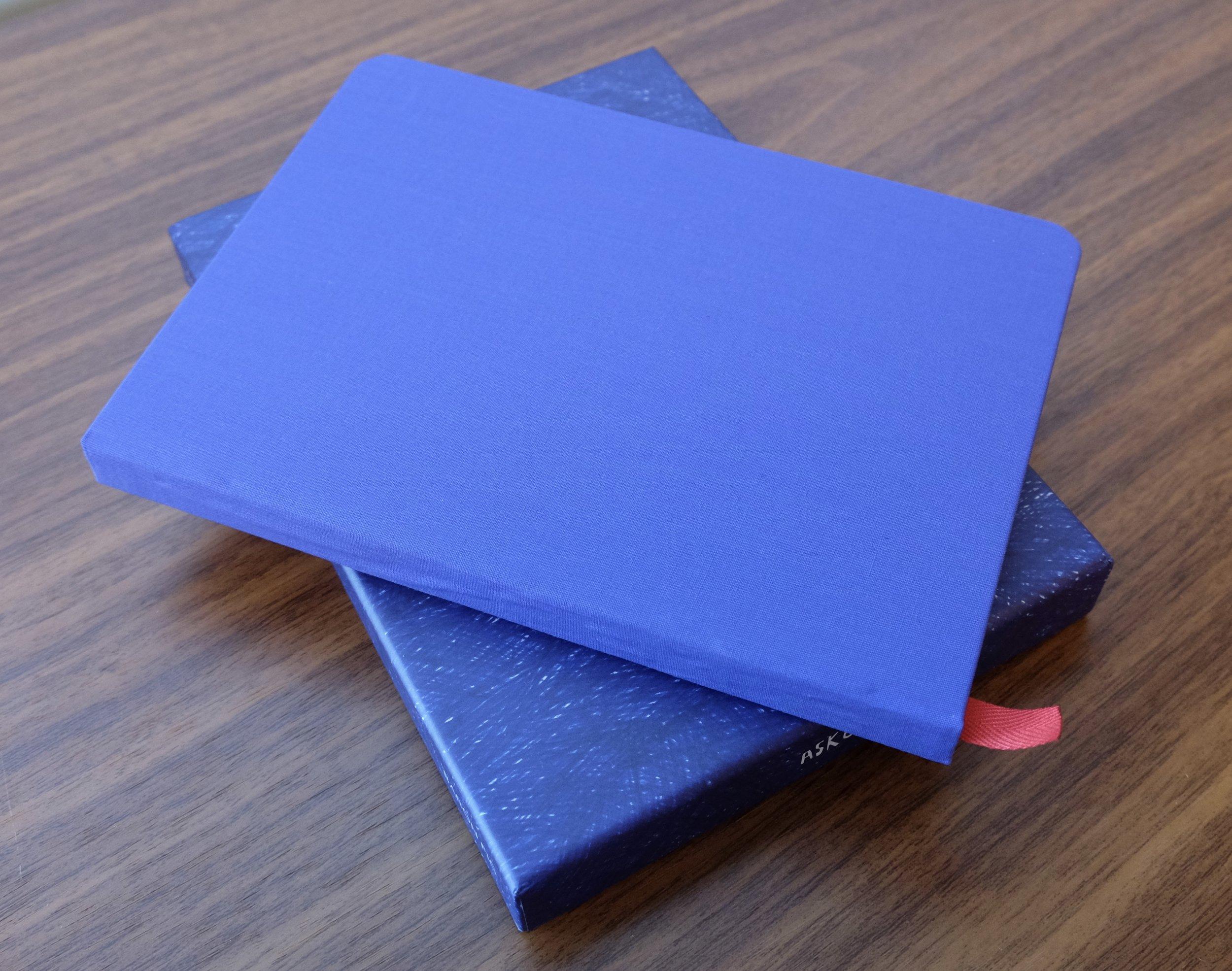 Baron Fig Askew: Blue Cover Confidant
