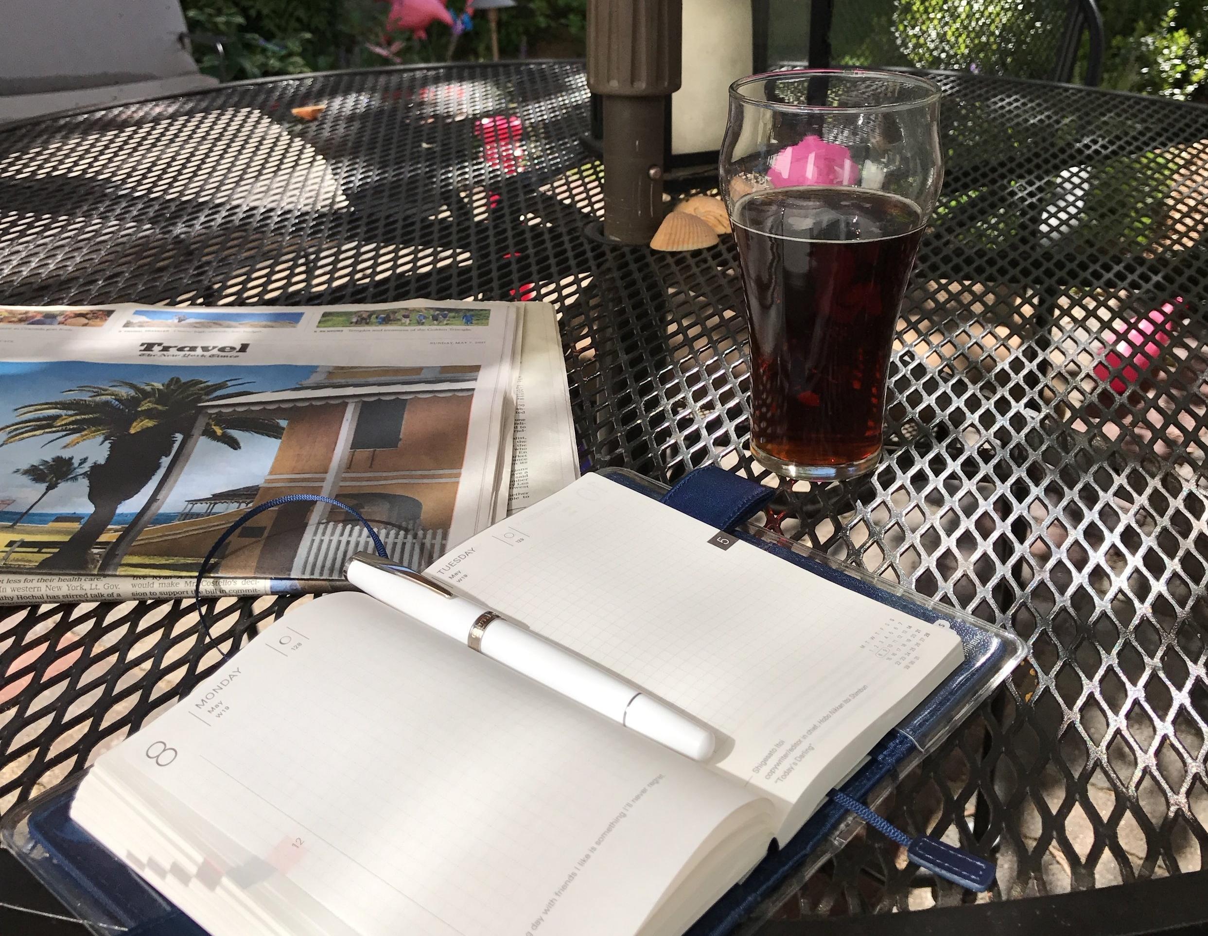 Gorgeous-Weather-Writing