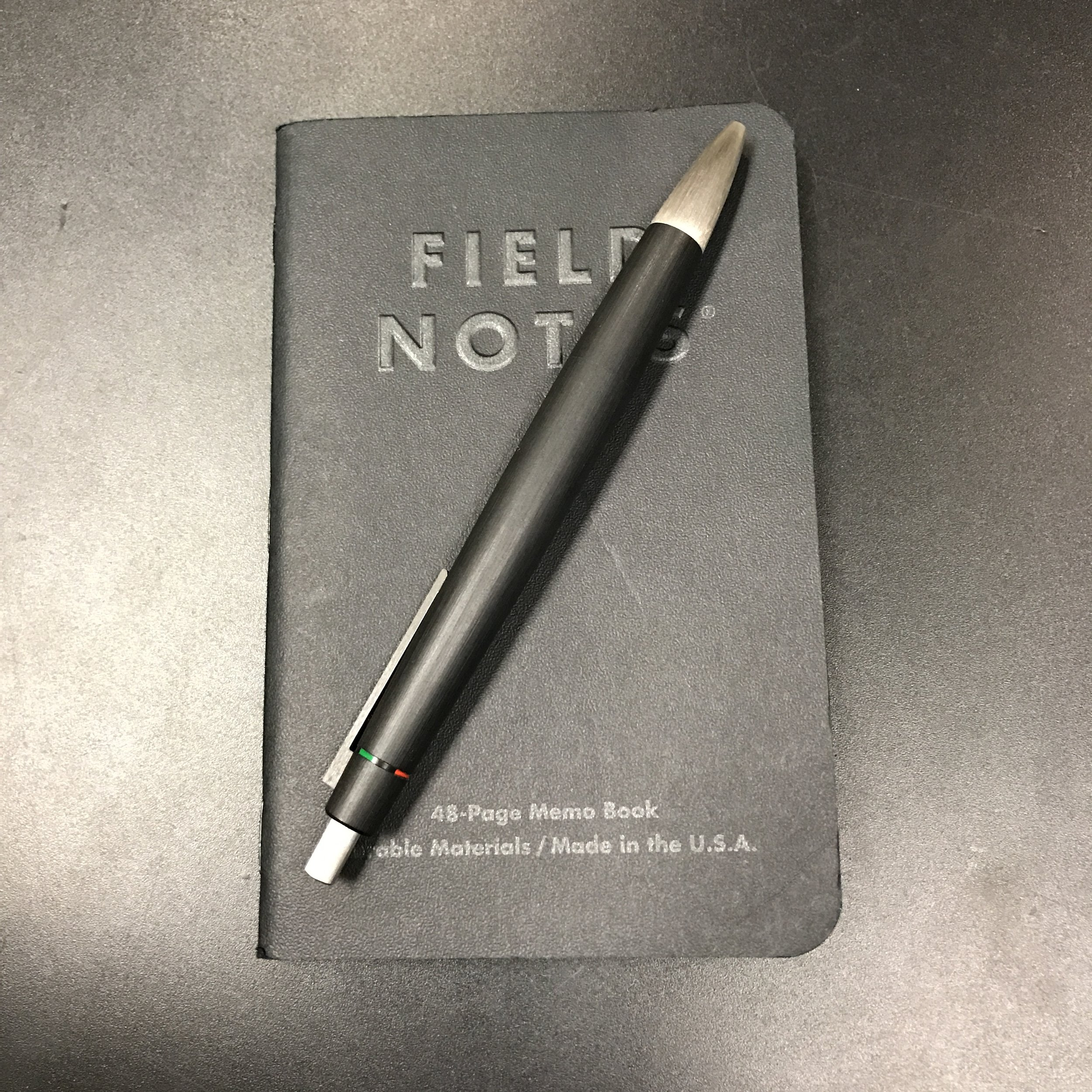 """The Lamy 2000 makes multiple appearances on my """"Best Pens"""" Page, in all its various versions."""