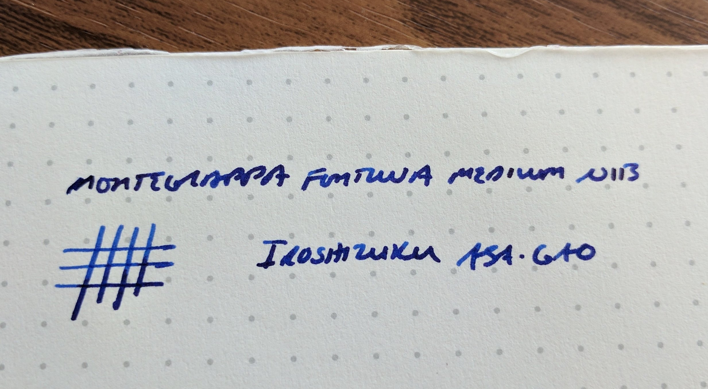 Montegrappa-Fortuna-White-Ruthenium-Medium-Writing-Sample