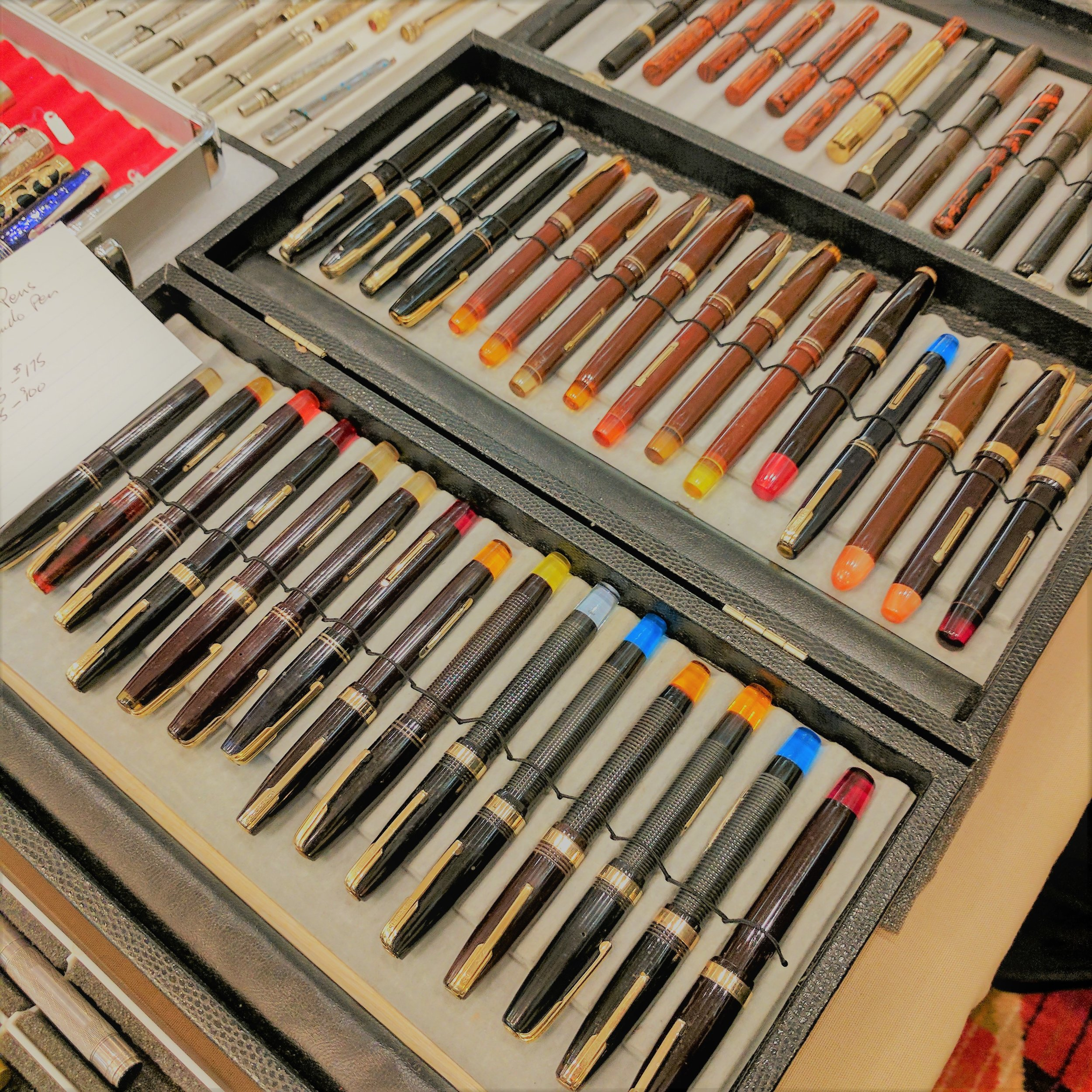 Waterman 100 Year Pens