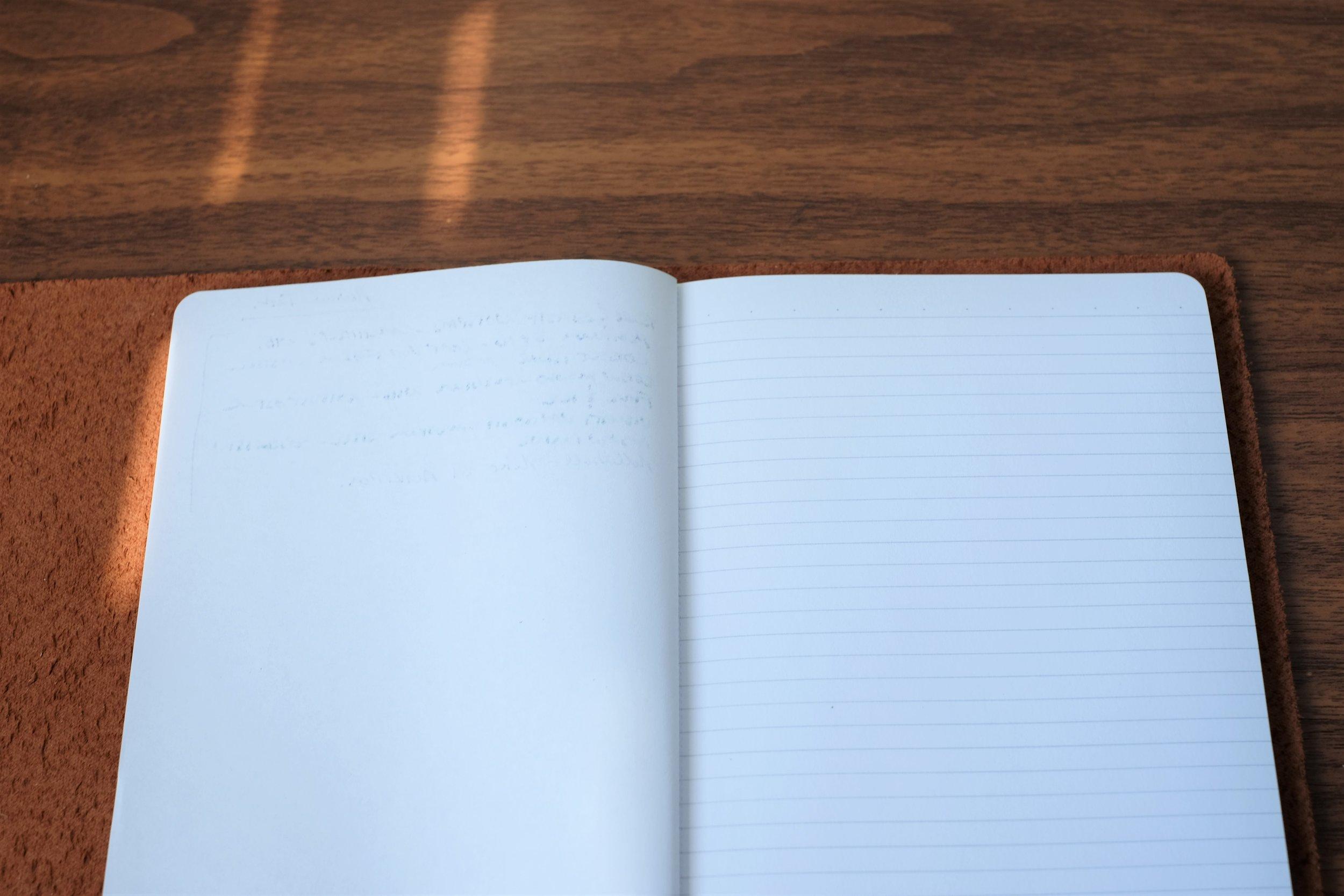 Bull & Stash Writing Sample Reverse
