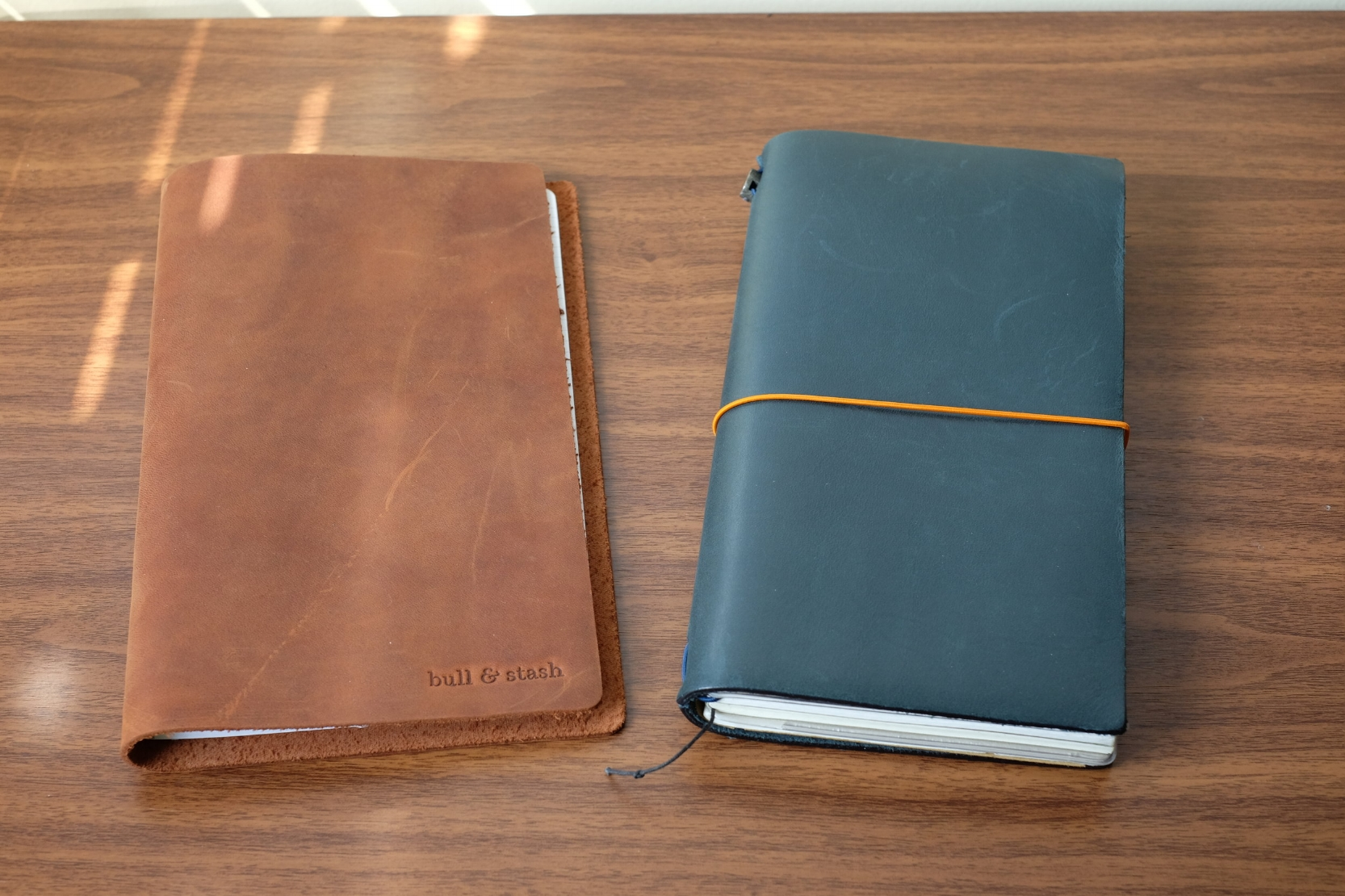 Bull-and-Stash-Travelers-Notebook-Size-Comparison