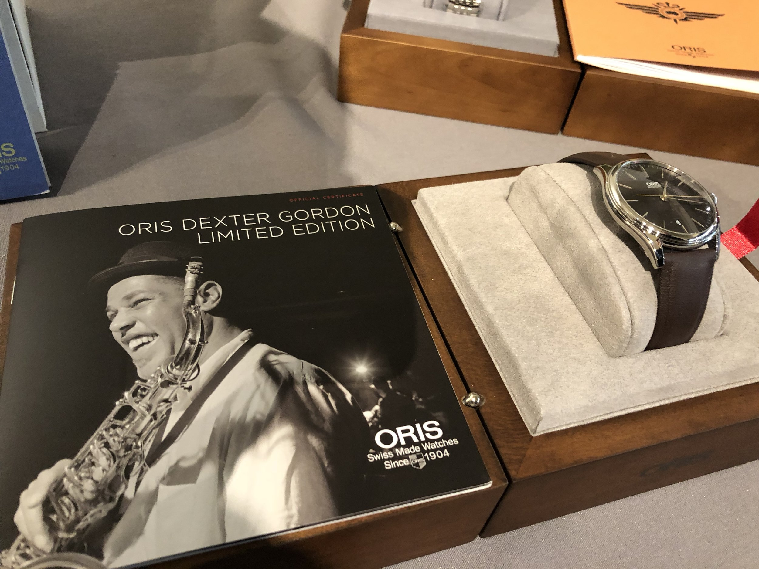 Dexter Gordon Limited Edition by Oris