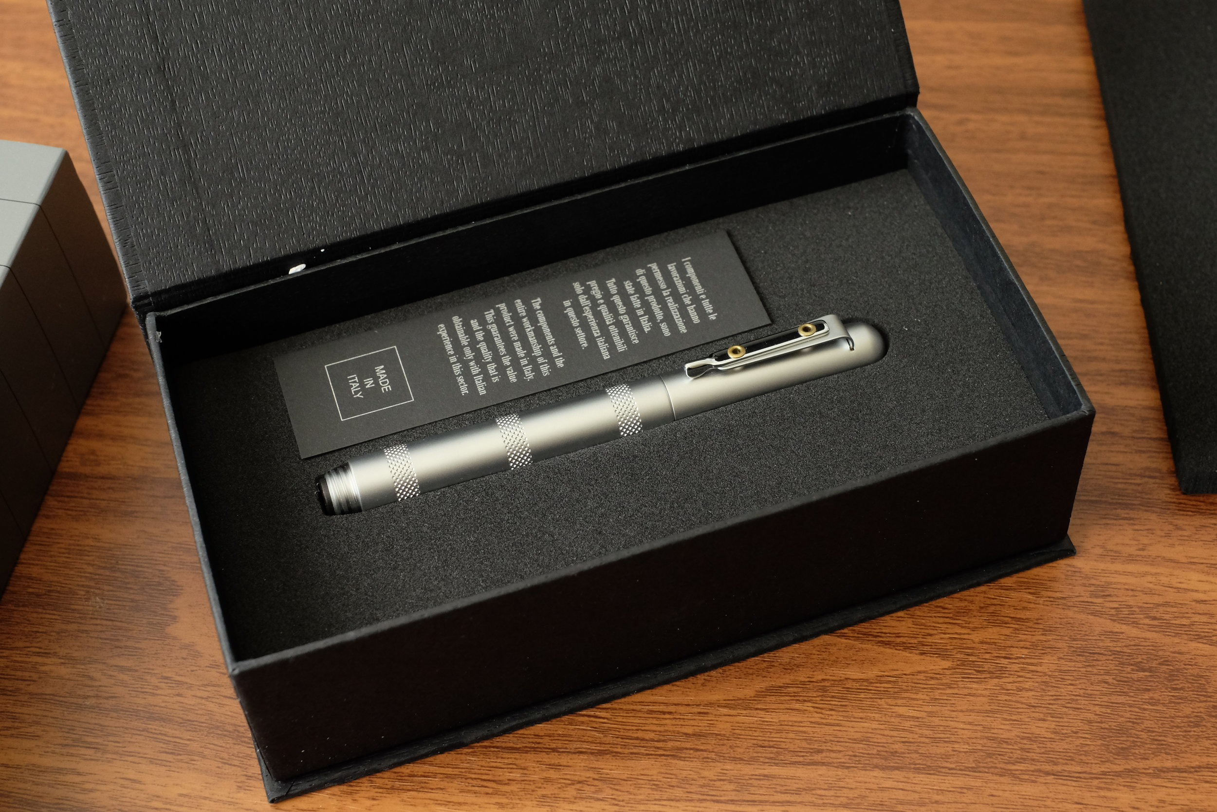 Mazzuoli-Officina-Fountain-Pen-Micrometer-Chrome