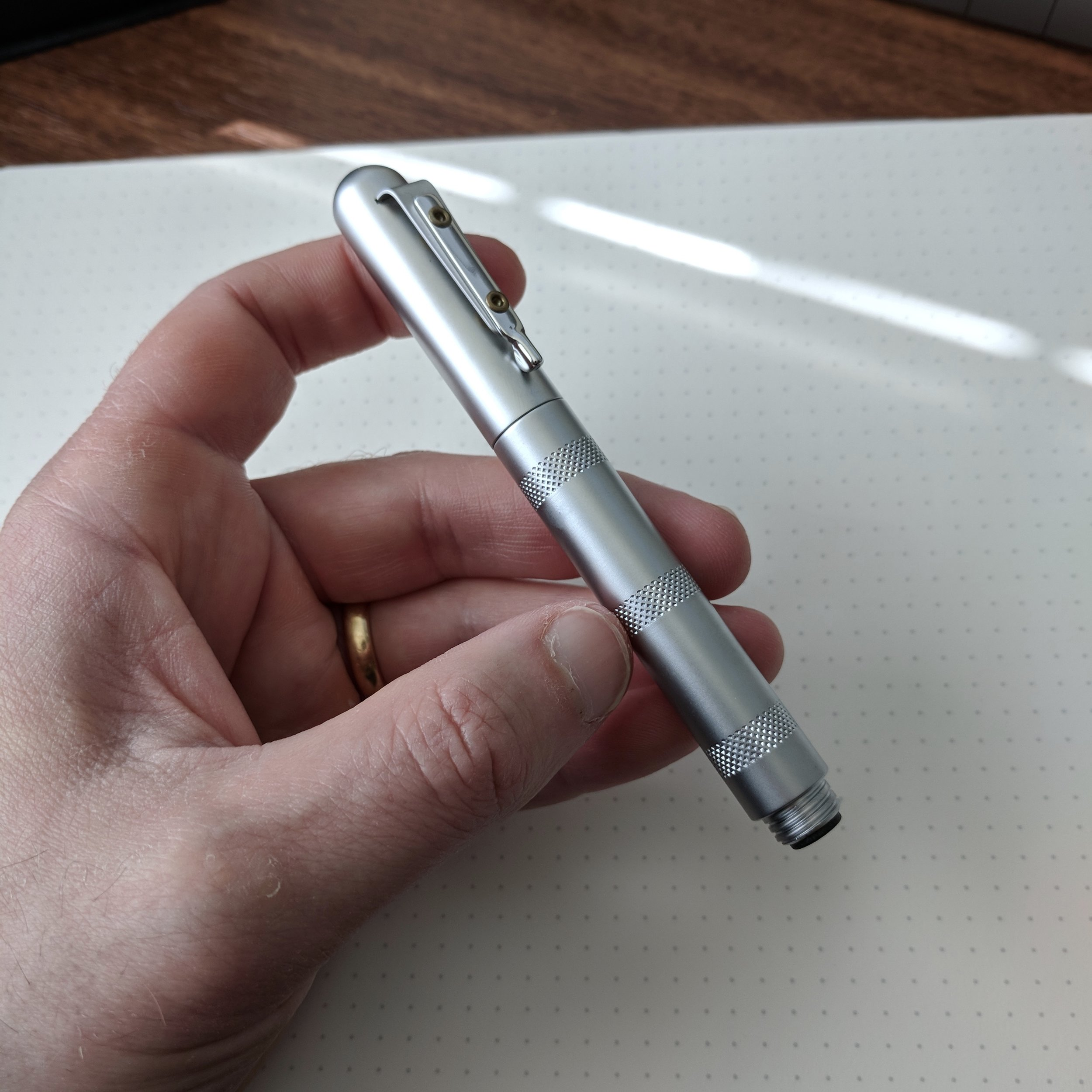 Mazzuoli Officina Fountain Pen Capped