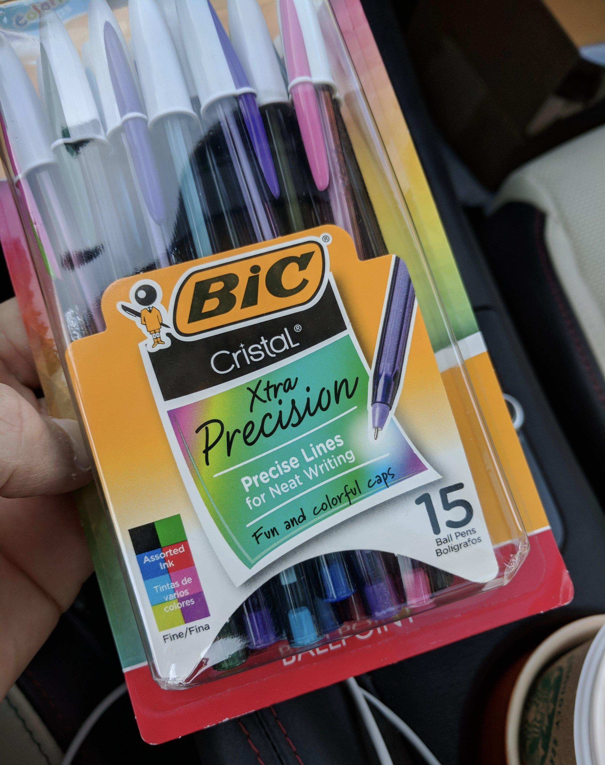 Bic-Cristal-Xtra-Precision