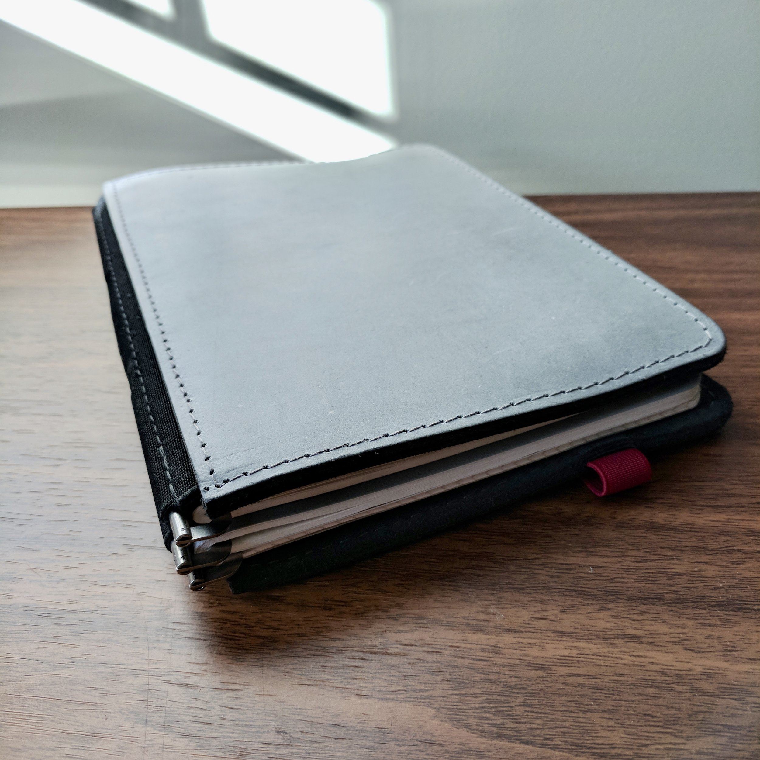 Roterfaden Taschenbegleiter with Single Subject A5 Notebooks