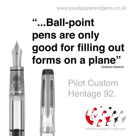 Paul's-Paper-Pens-Pilot-Fountain-Pens