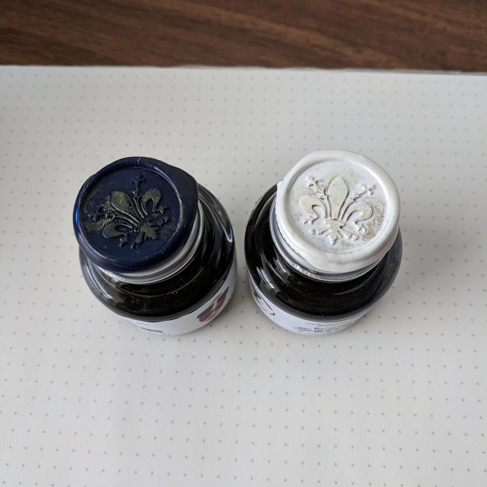 Papier-Plume-Chicago-Inks-Wax