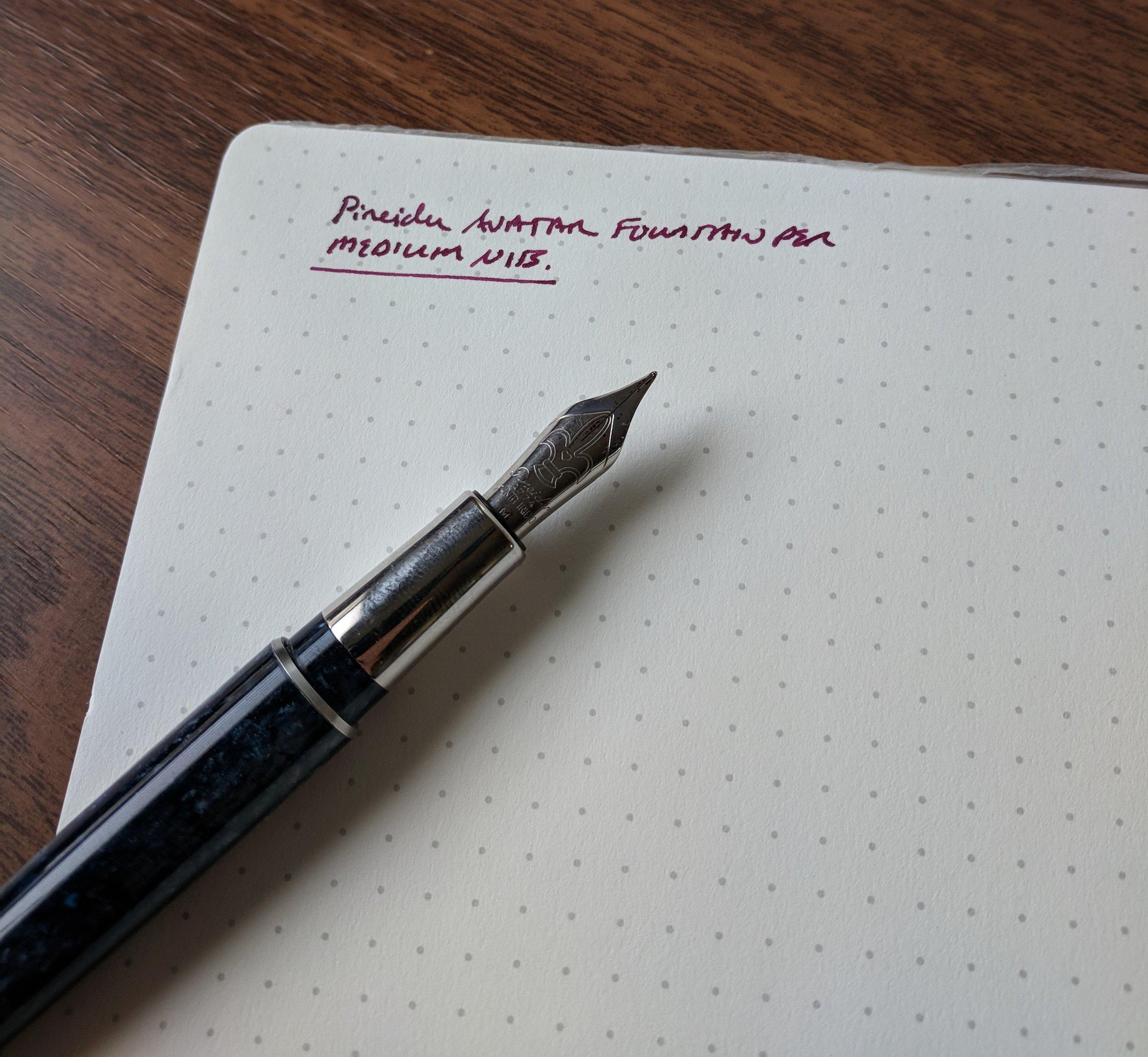 Pineider Avatar Writing Sample