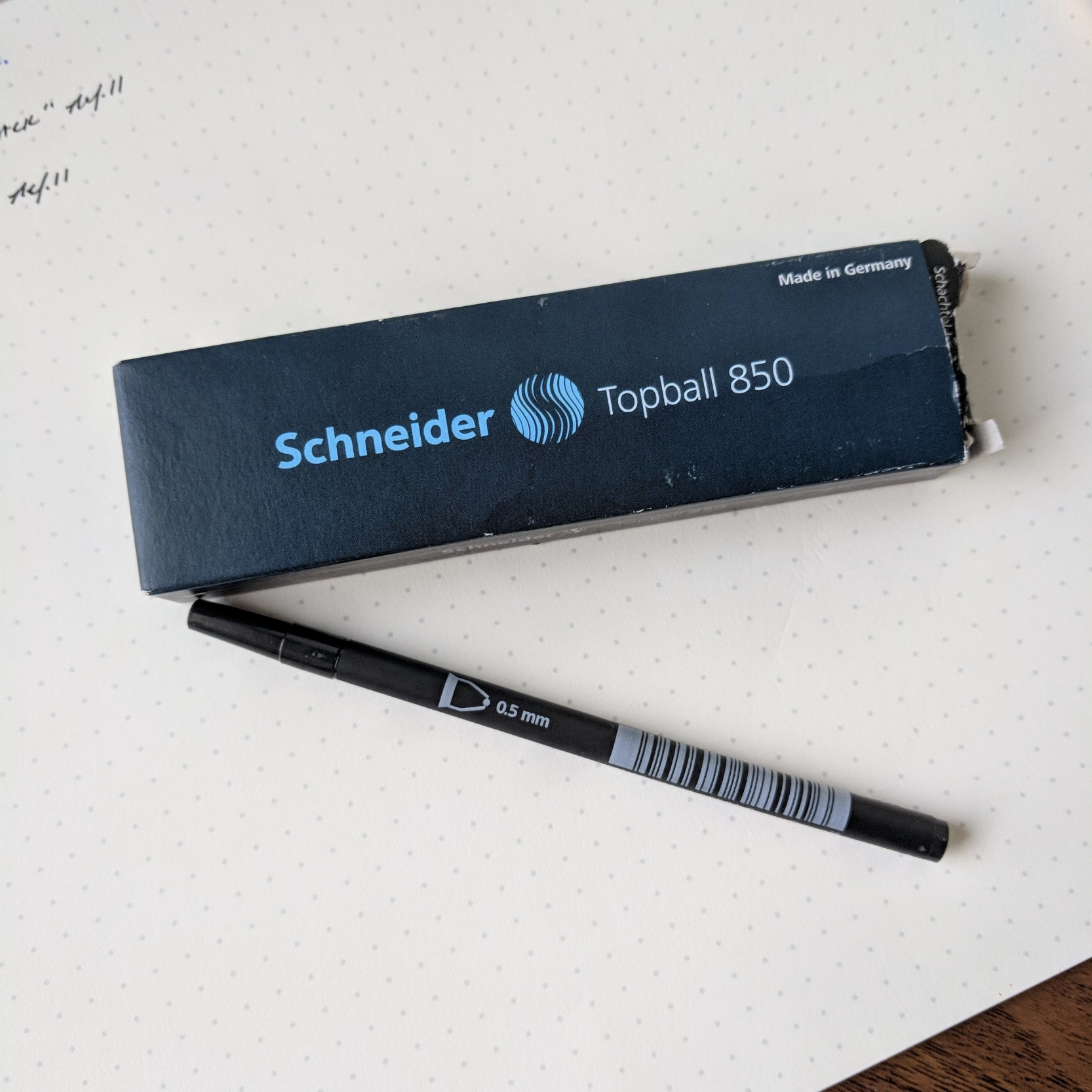 Schneider-Topball-850-Refill