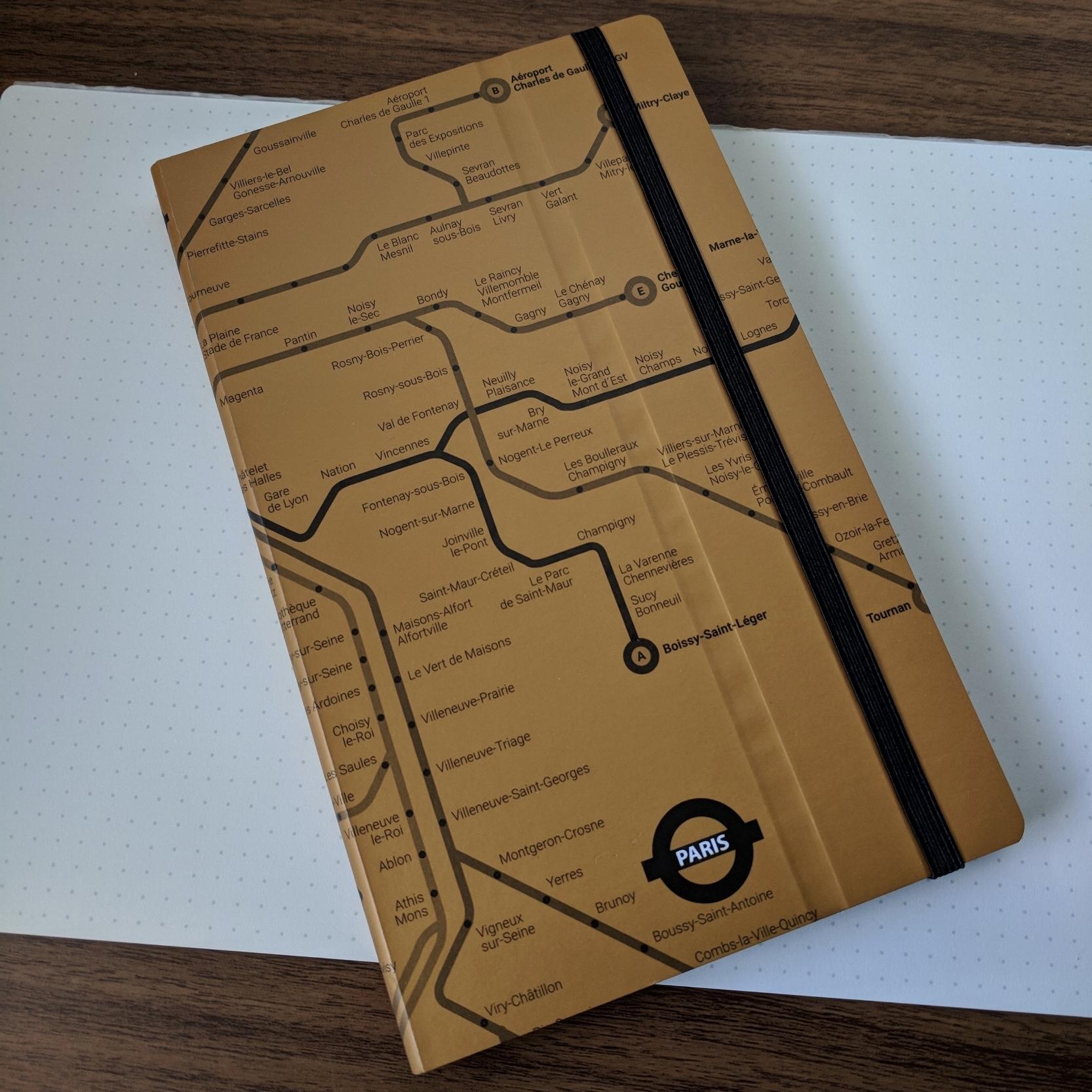 Stifflexible-Notebook-Paris-Cover