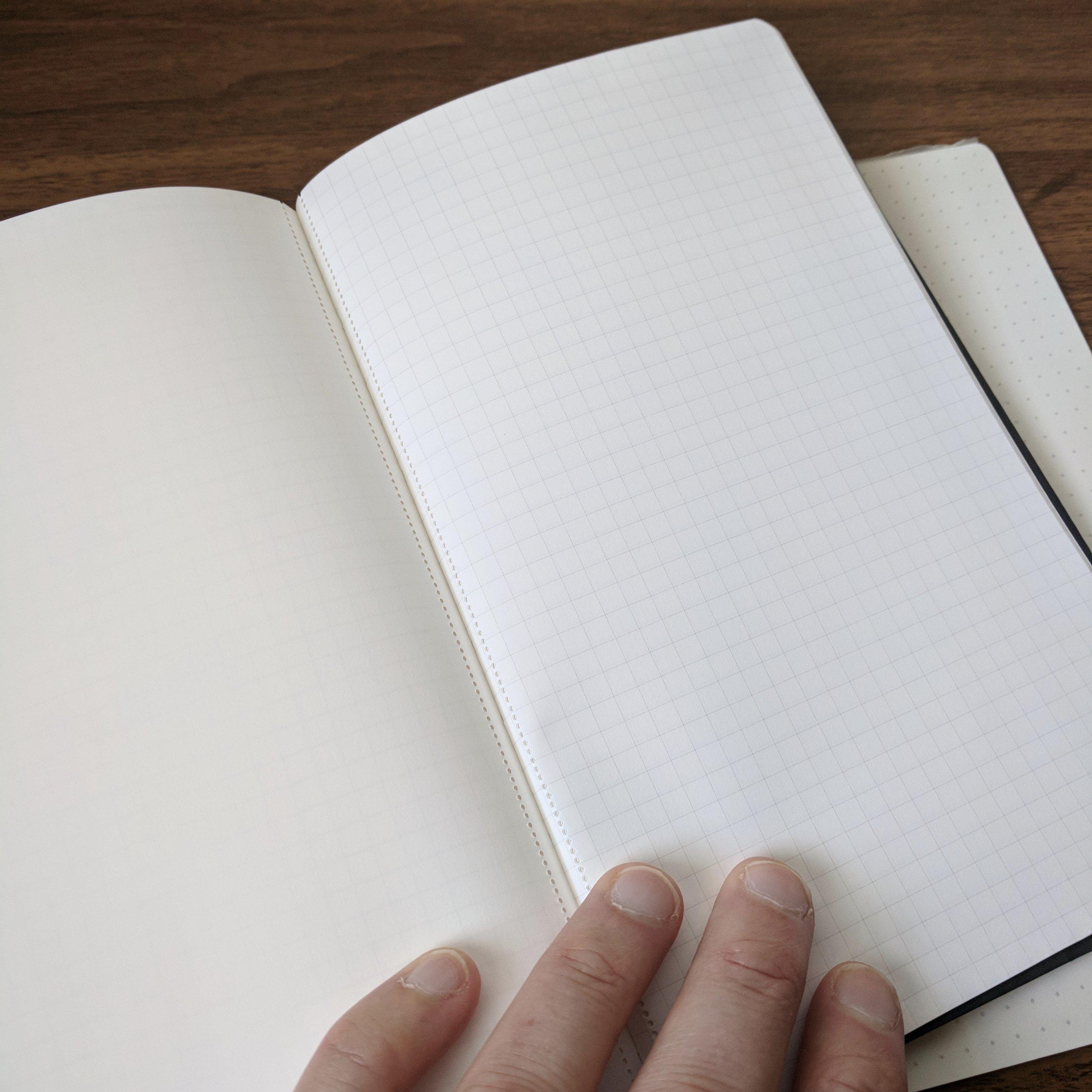 Stifflexible Lined Paper