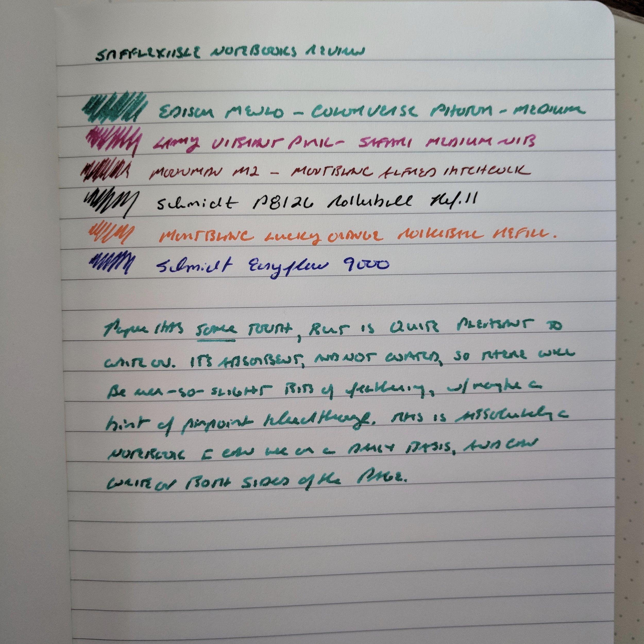 Stifflexible Writing Sample