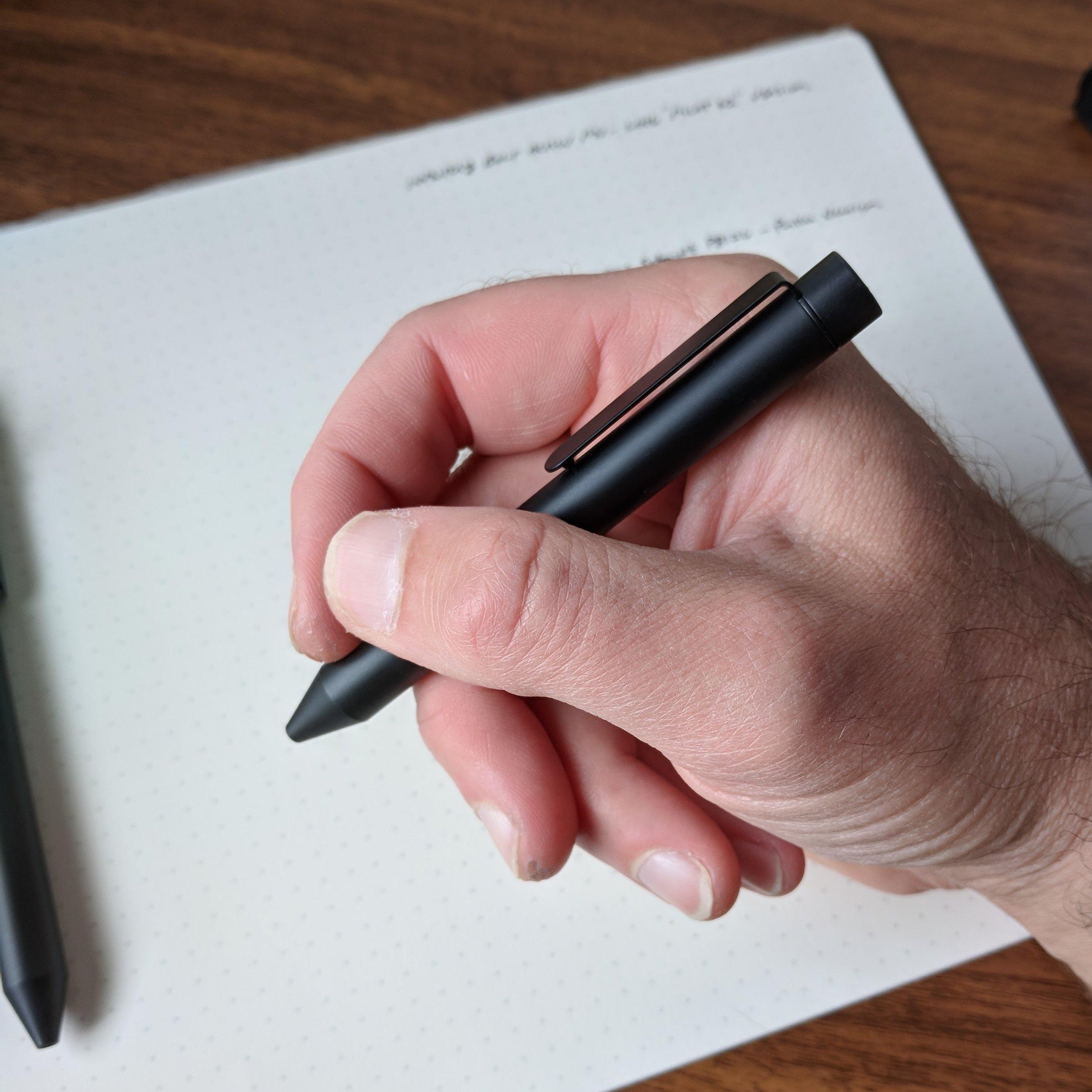 Inventery Bolt Action Pen (Small/D1)