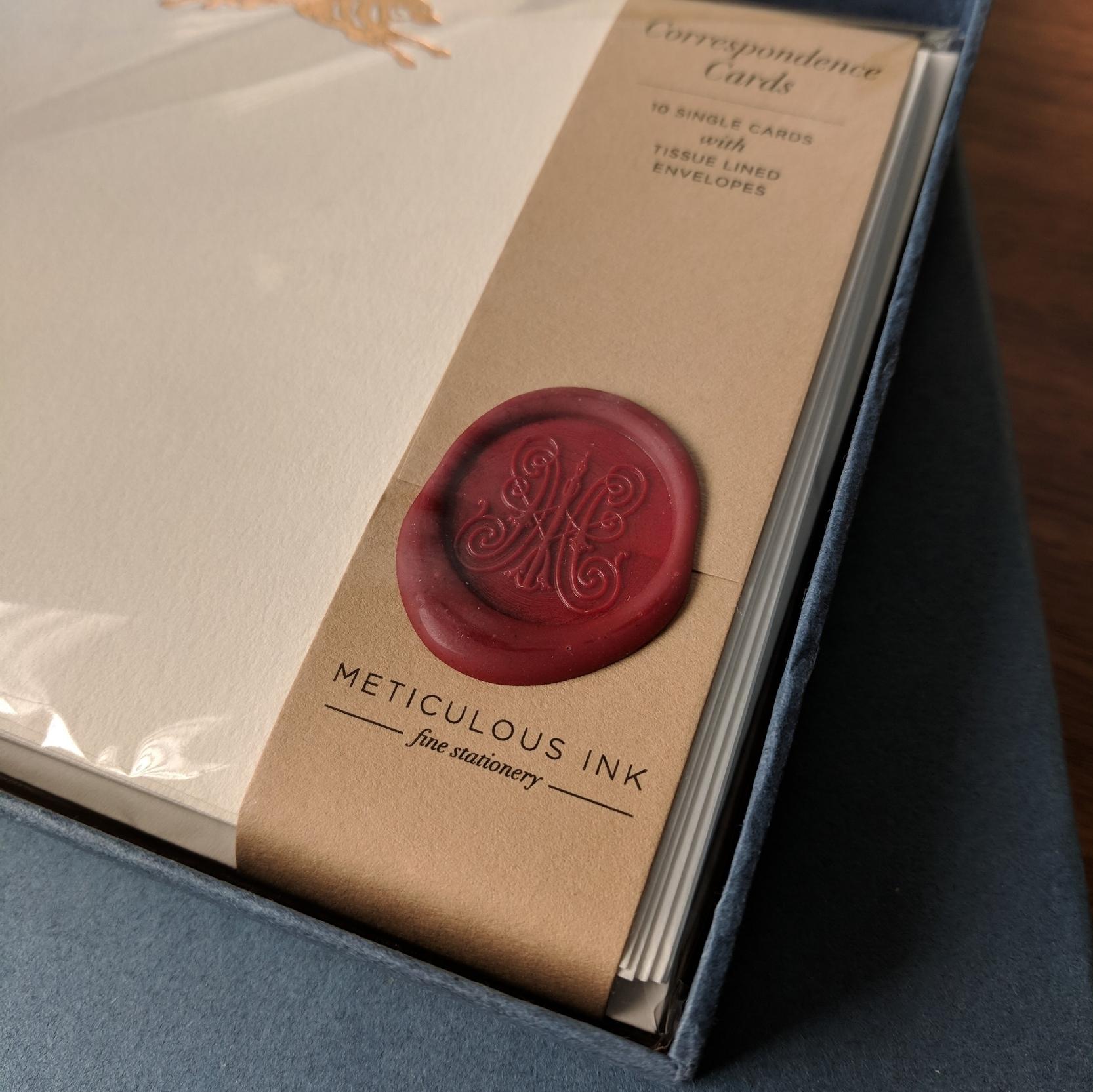 Meticulous-Ink-Wax-Seal