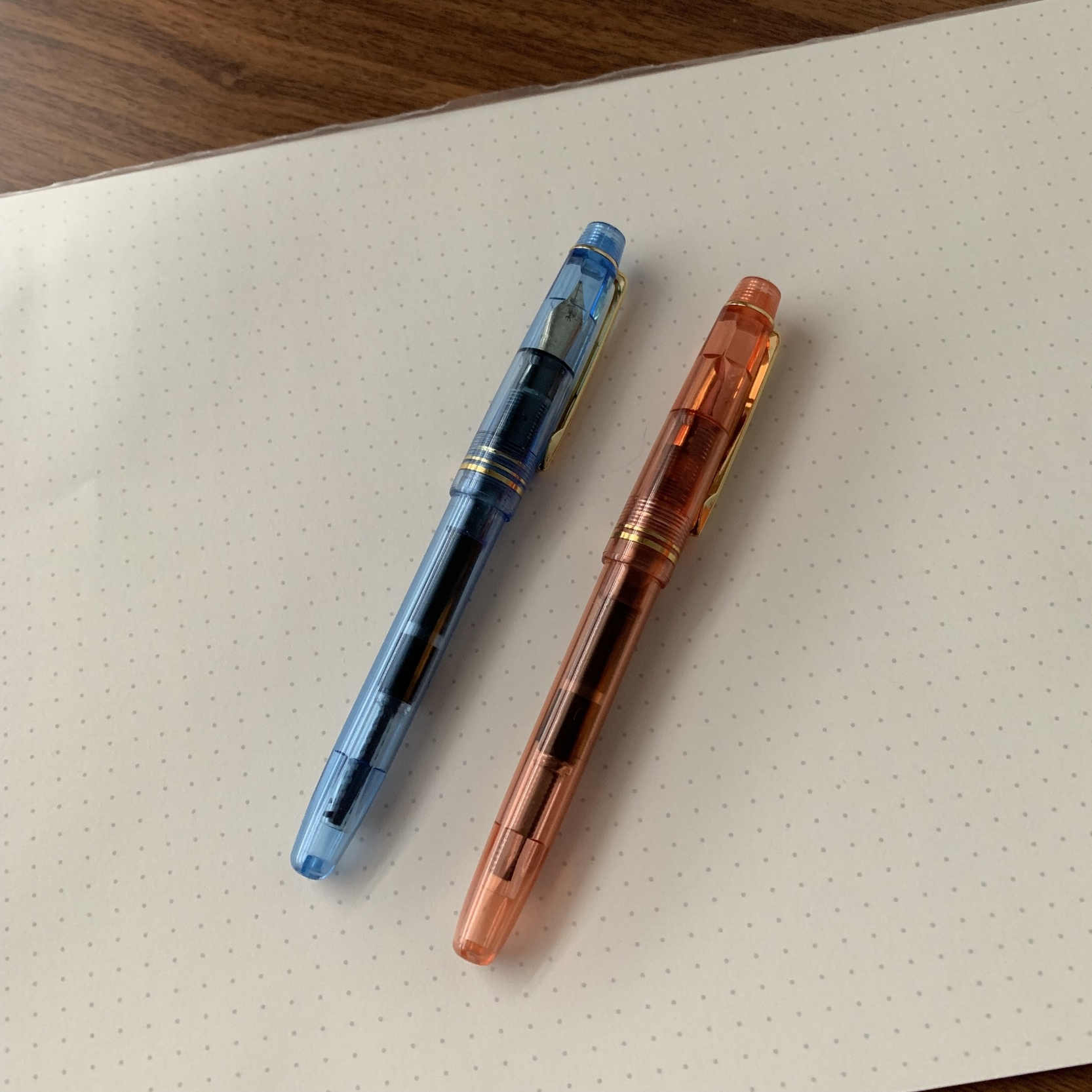 Spoiler alert! Of all the extremely inexpensive pens I've reviewed to date, the Wing Sung 3001 is my favorite.