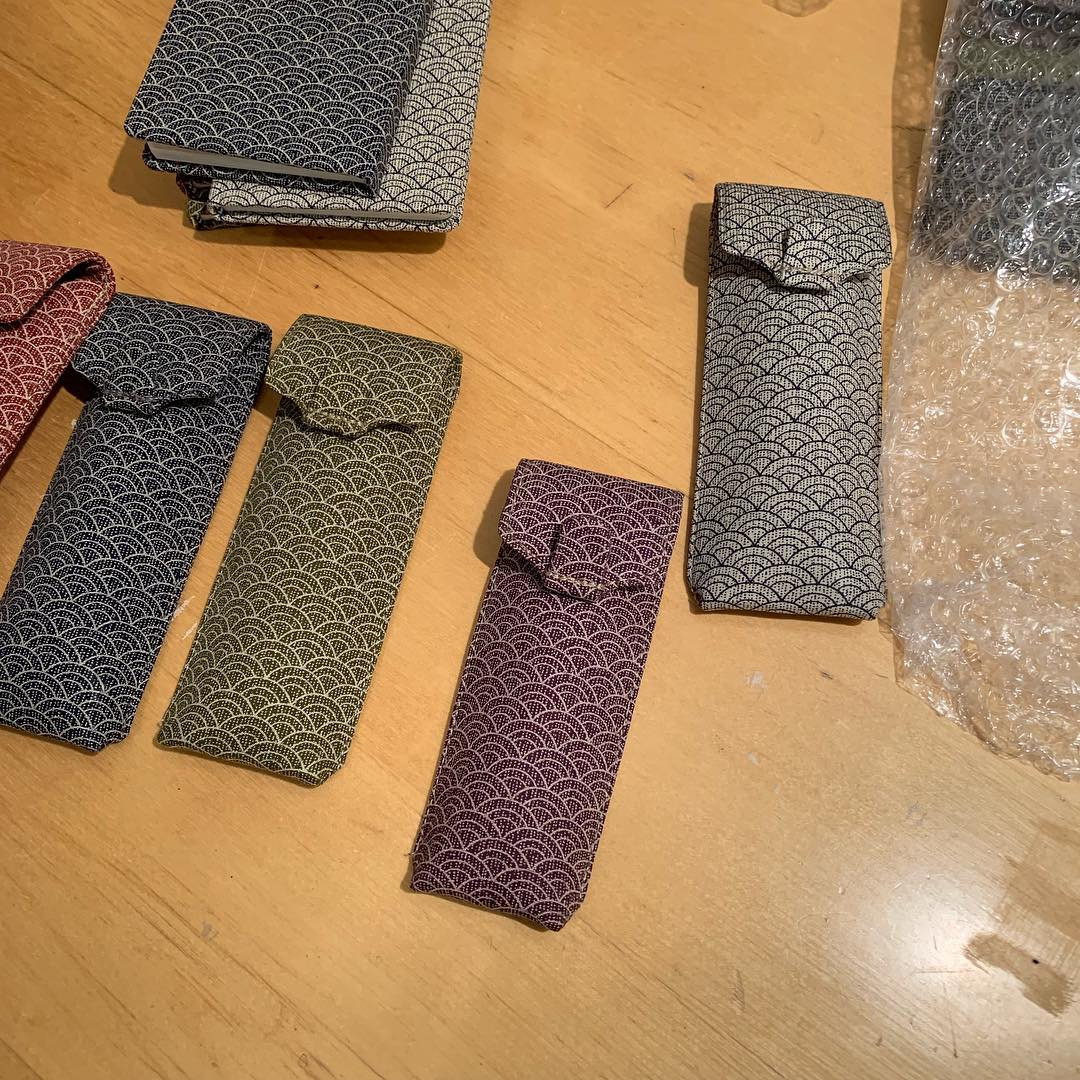 Musubi Pen Cases