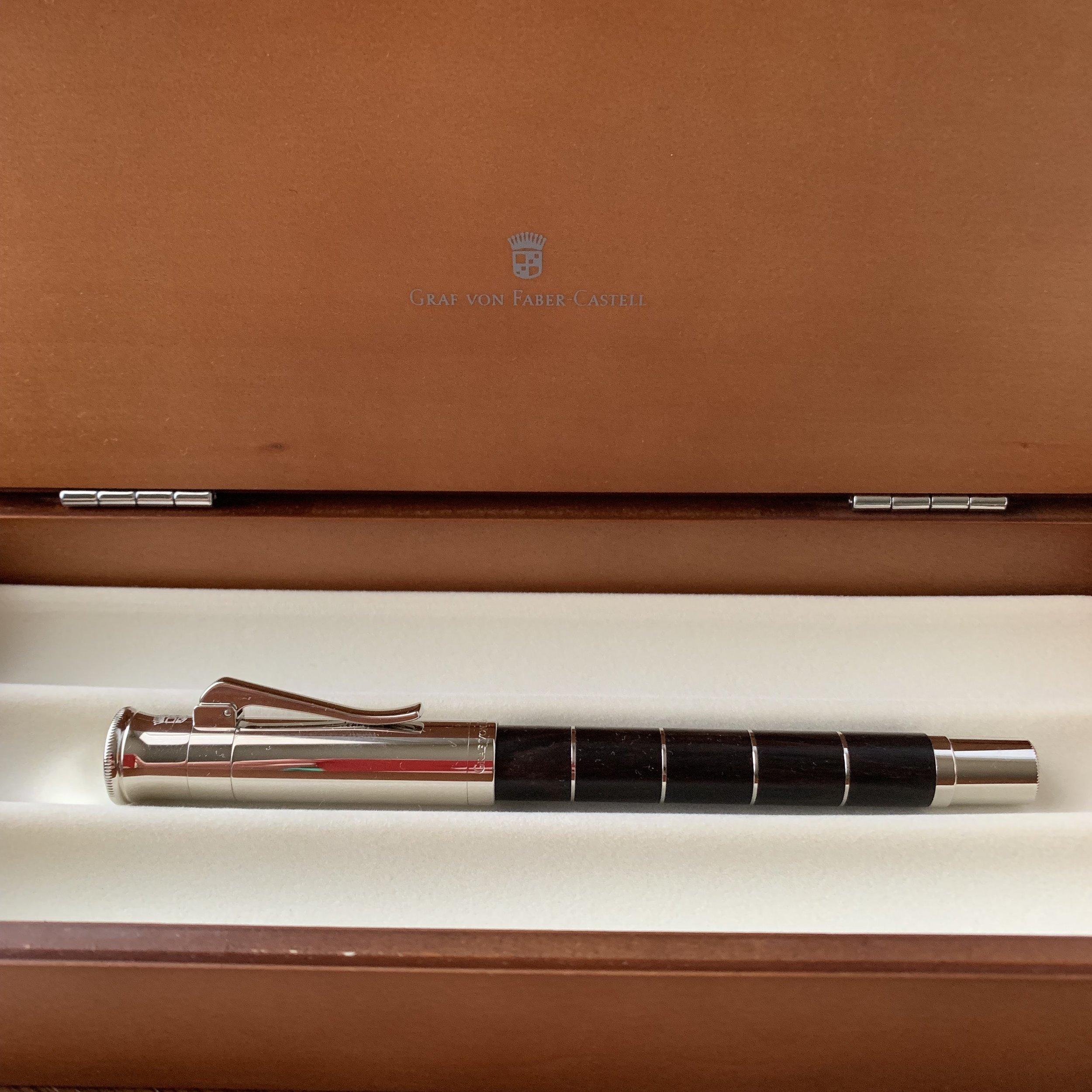 Graf von Faber-Castell Classic in the Presentation Box