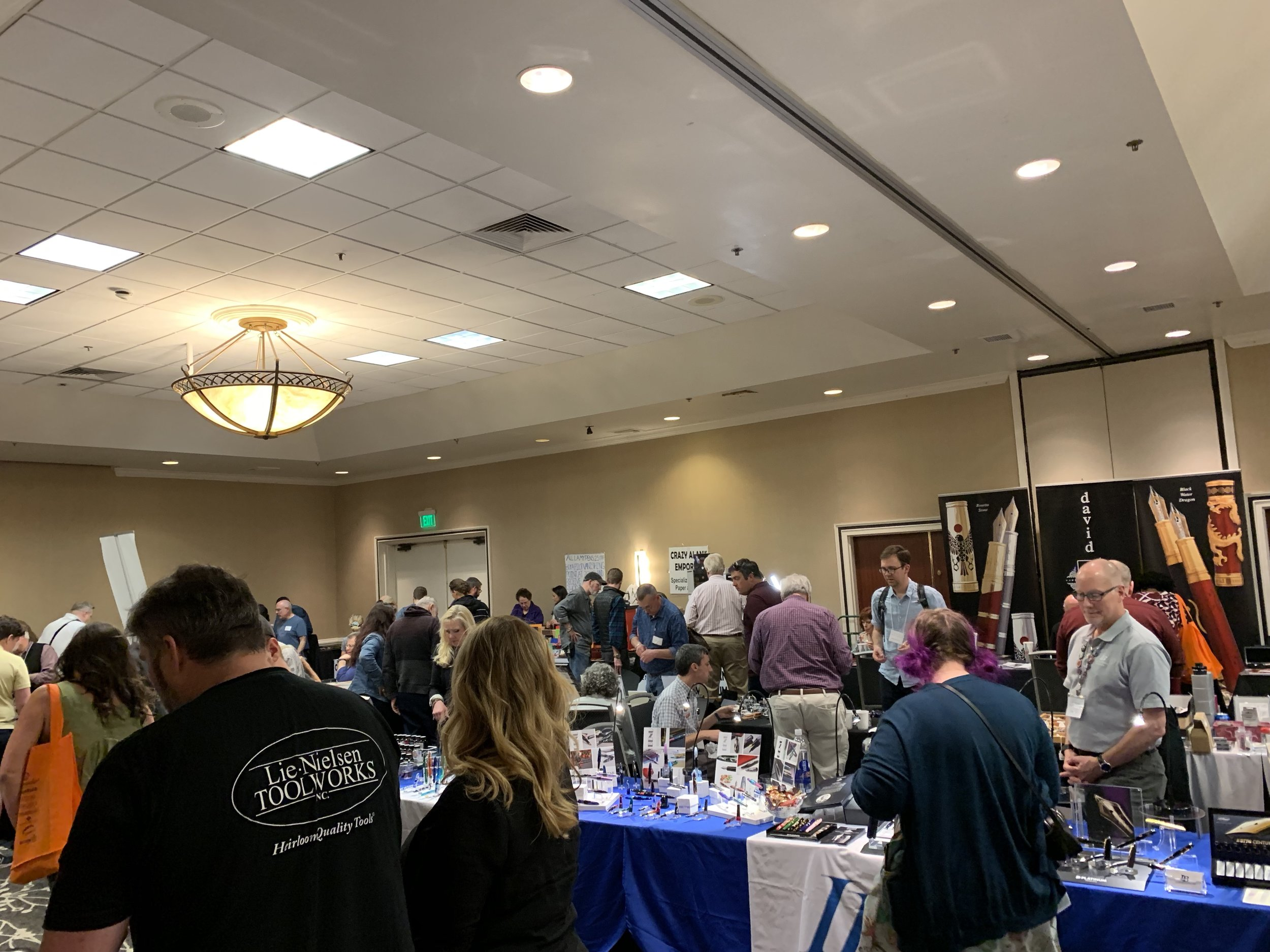 The 2019 Atlanta Pen Show was quite the event, and always lives up to its billing! Look for a recap coming soon!
