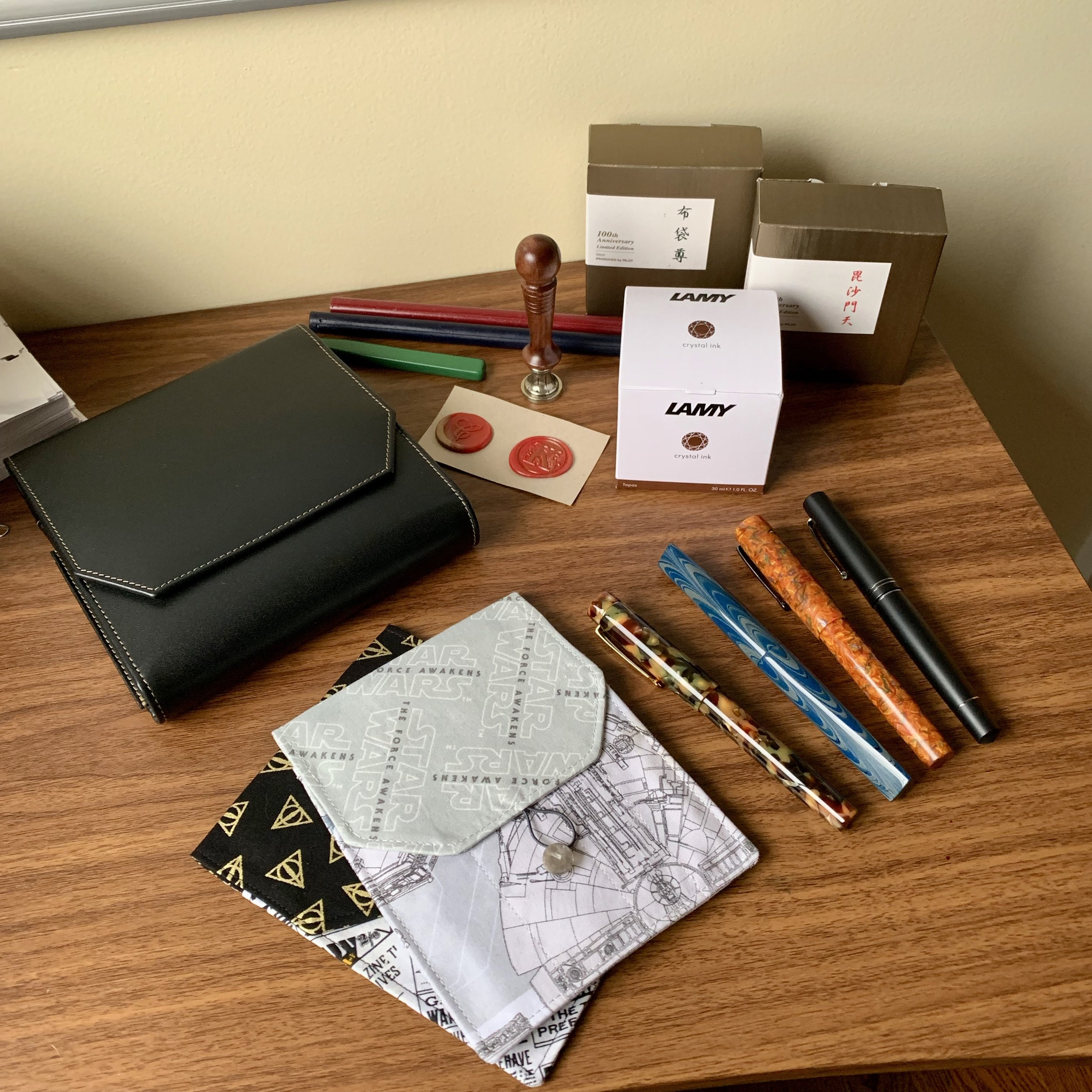 2019-Atlanta-Pen-Show-Haul