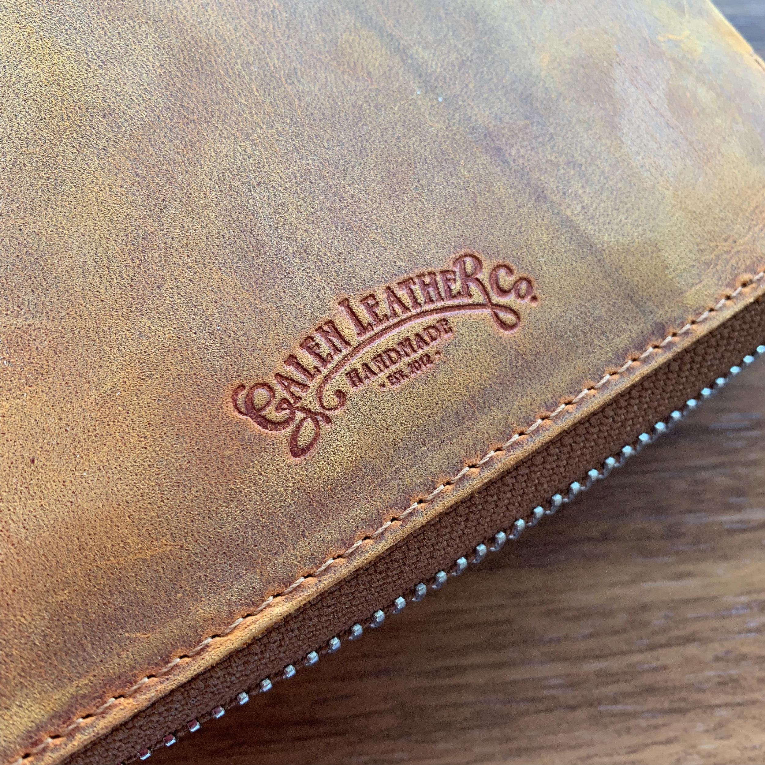 Galen-Leather-A5-Zipfolio