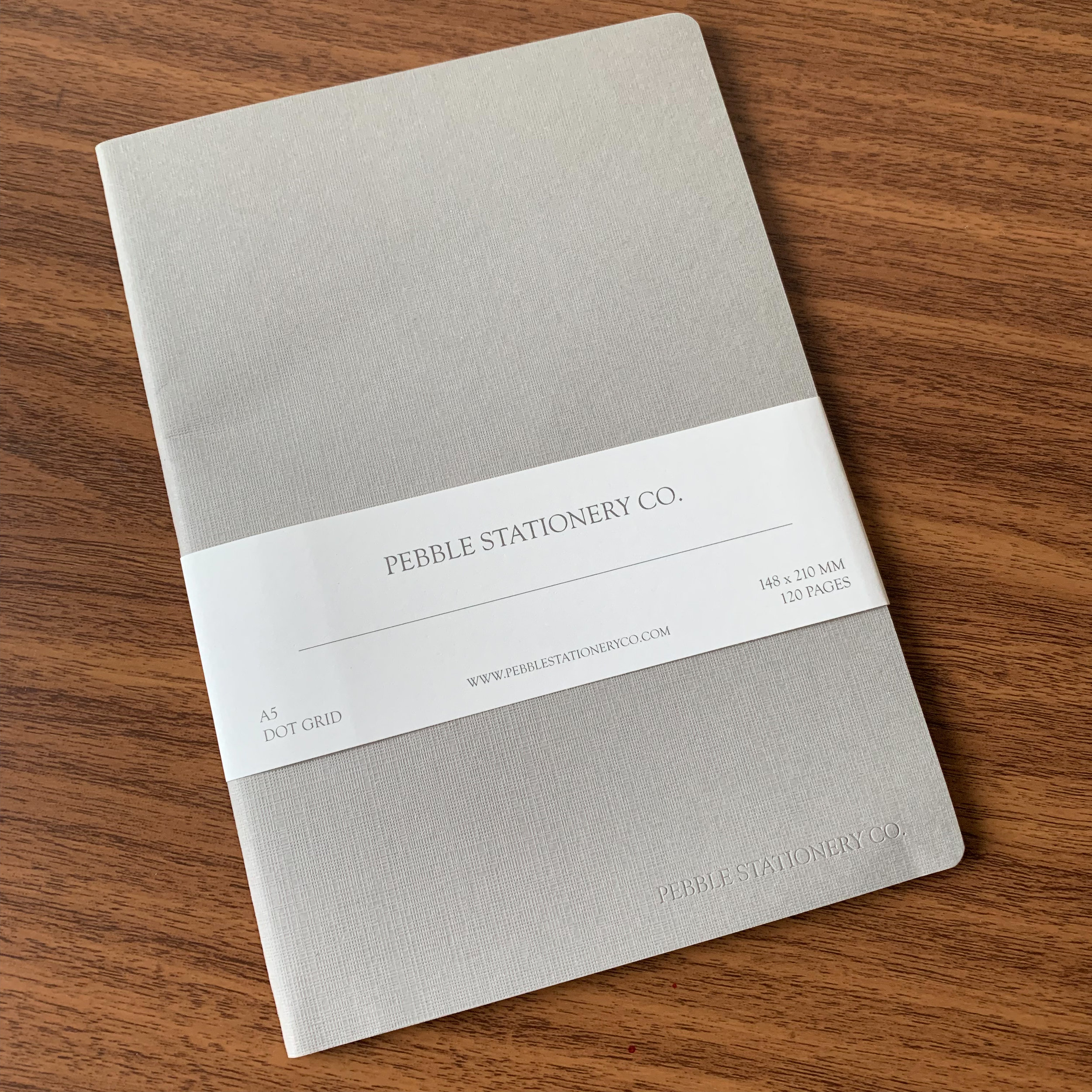 Pebble-Stationery-Co-A5-Cahier