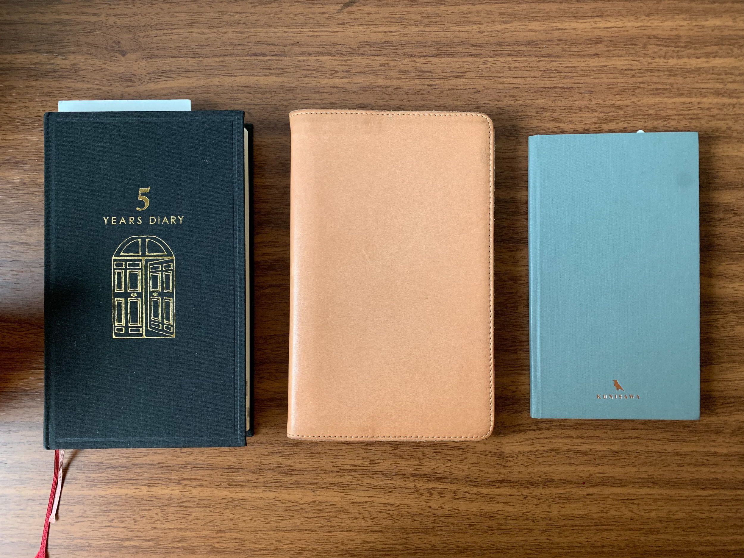 Midori-5-Year-Diary-Nanami-Cafe-Note-Kunisawa-Find