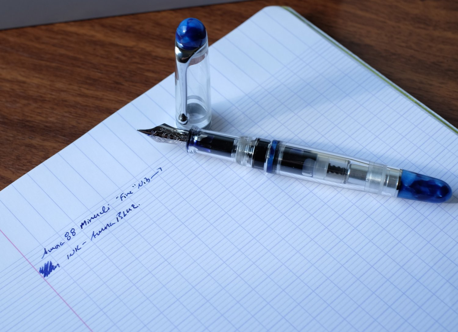 You can now pick up an Aurora 88 Minerali Demonstrator at a great price!