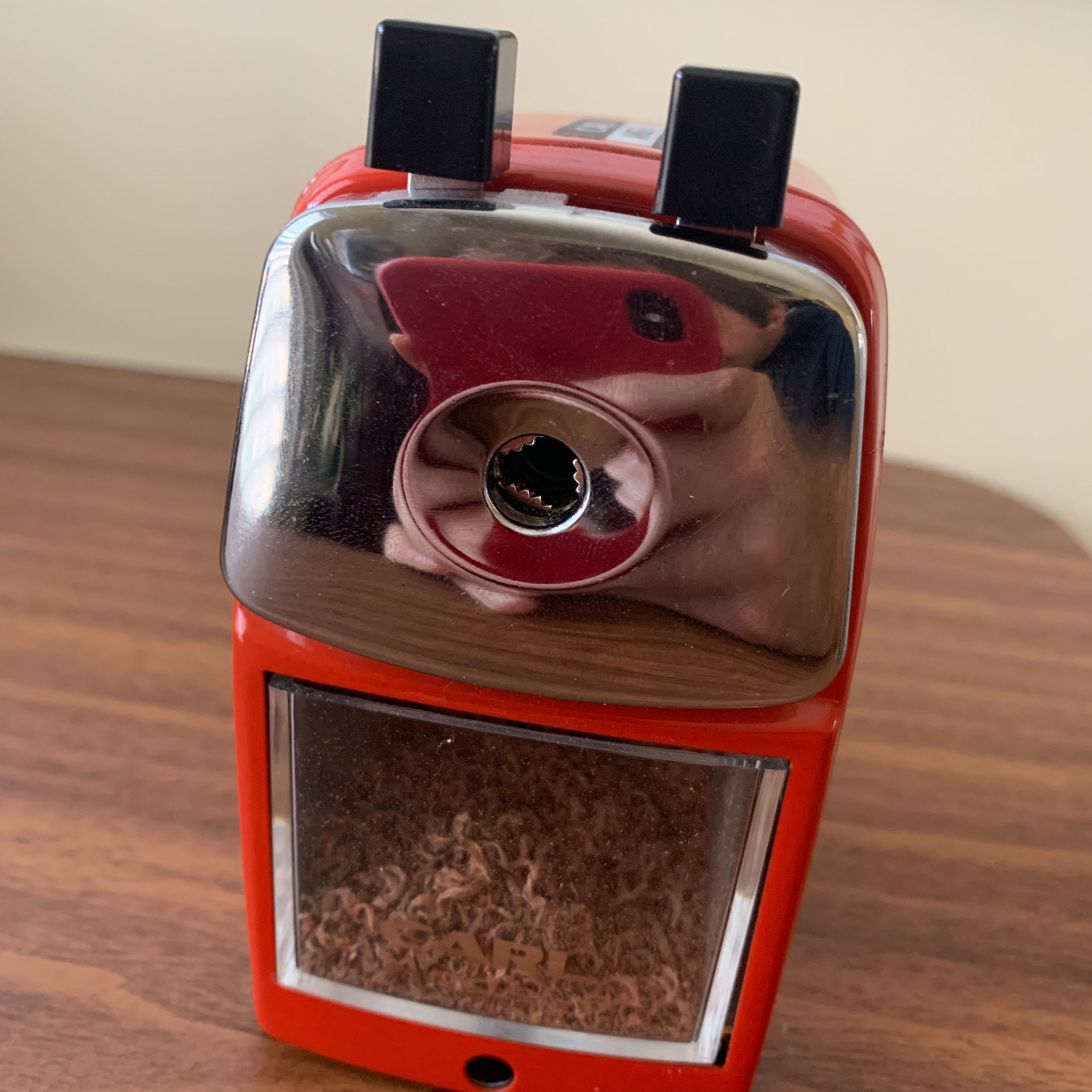 Carl Pencil Sharpener Hand Crank CC 2000