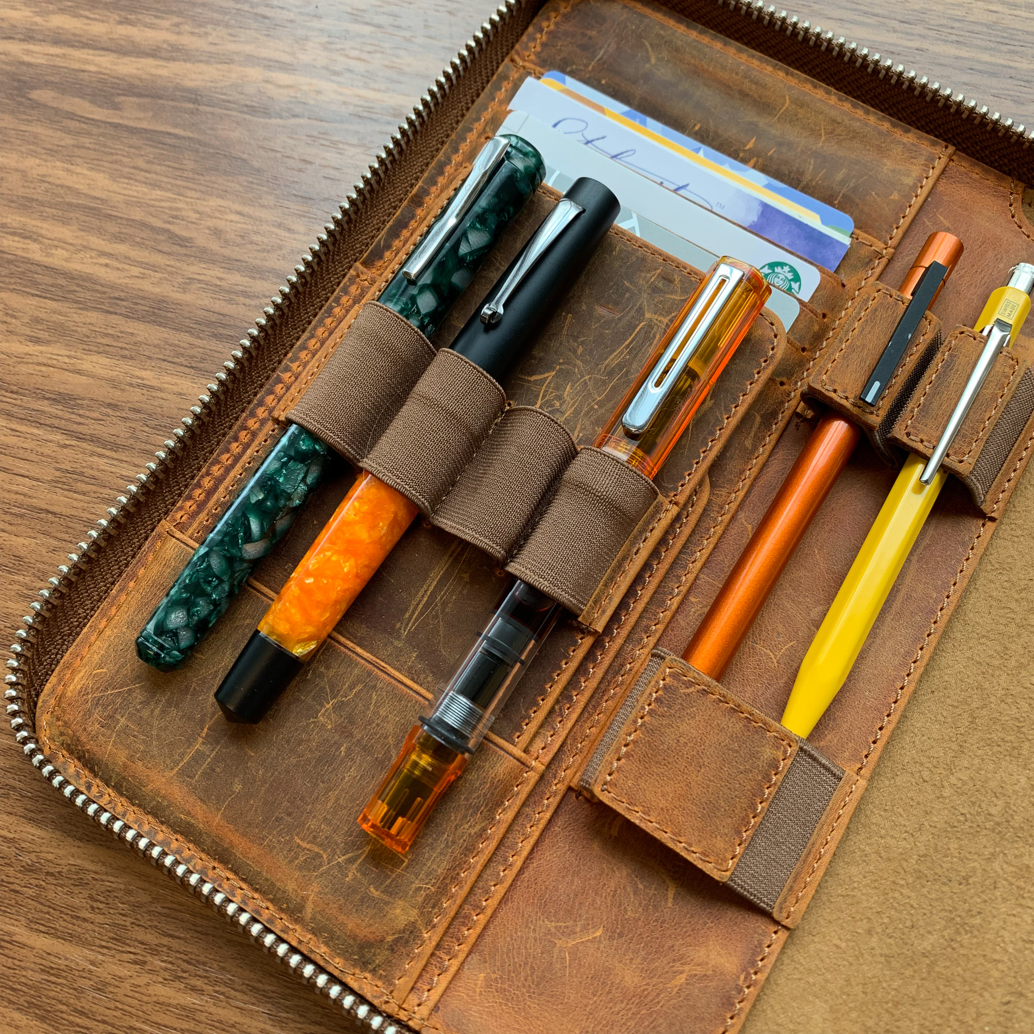 One of these pens has never been reviewed on The Gentleman Stationer. A sign of things to come?