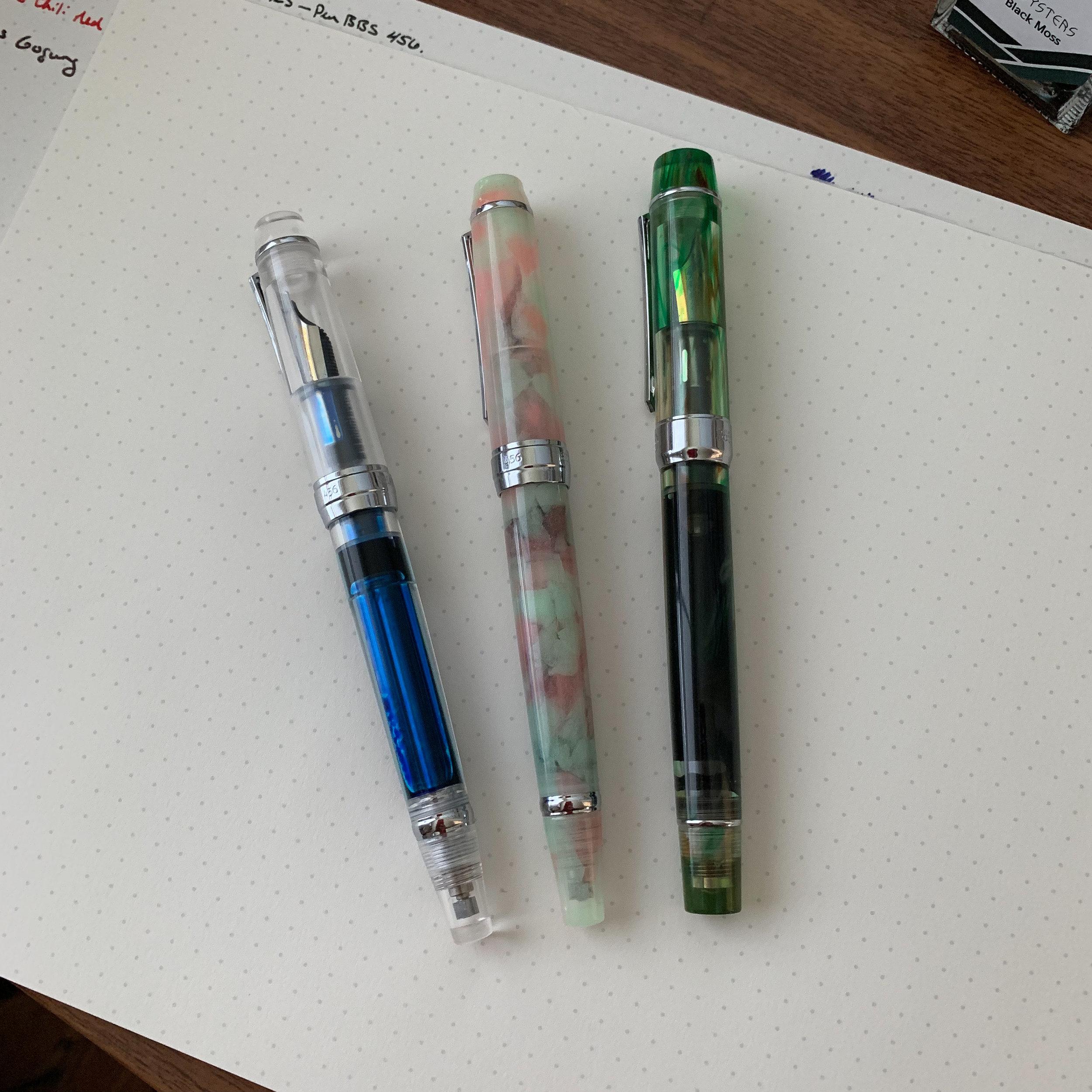 Pen-BBS-Pens