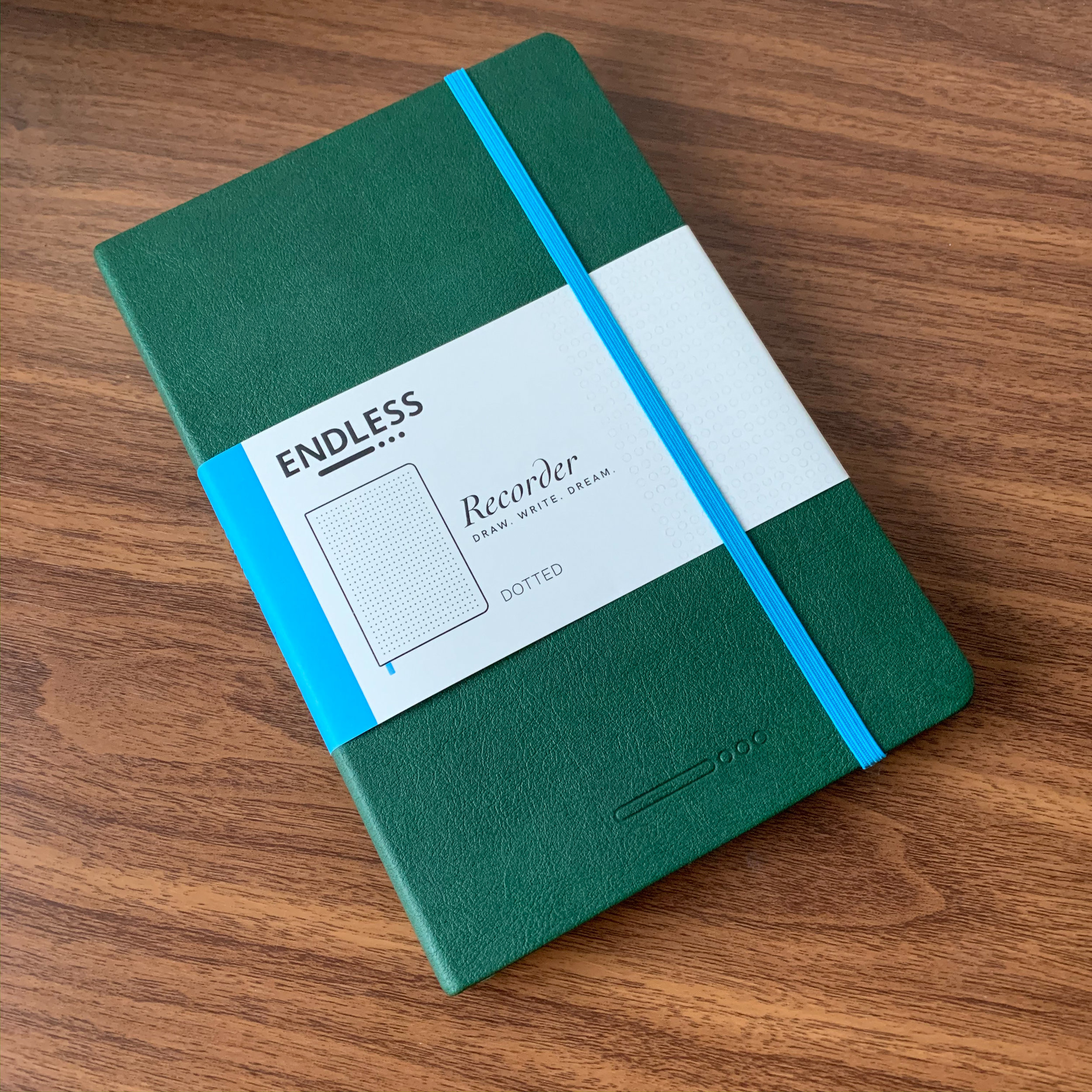 Endless-Recorder-Notebook
