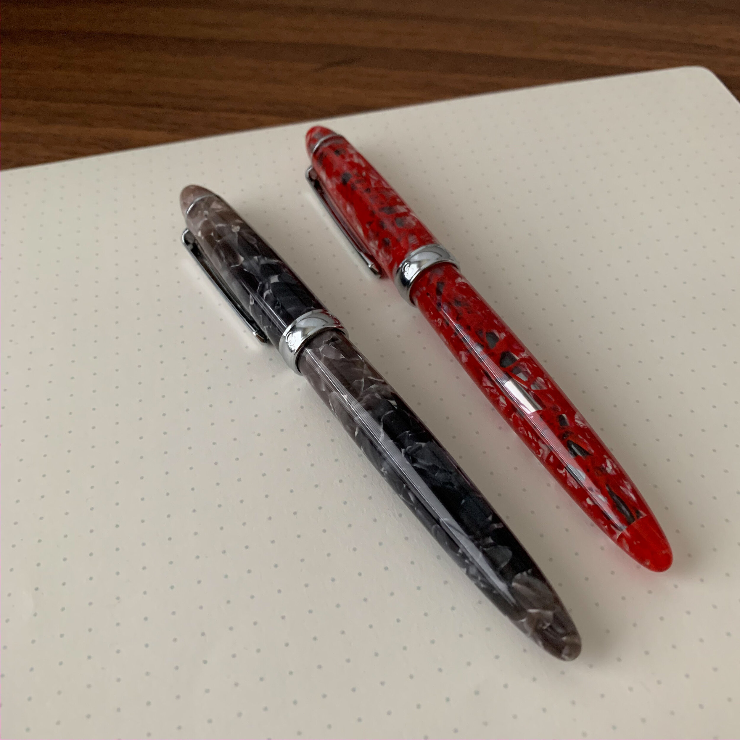 PenBBS manages to offer well-designed, functional writing instruments at a bargain price, AND make them attractive, to boot.