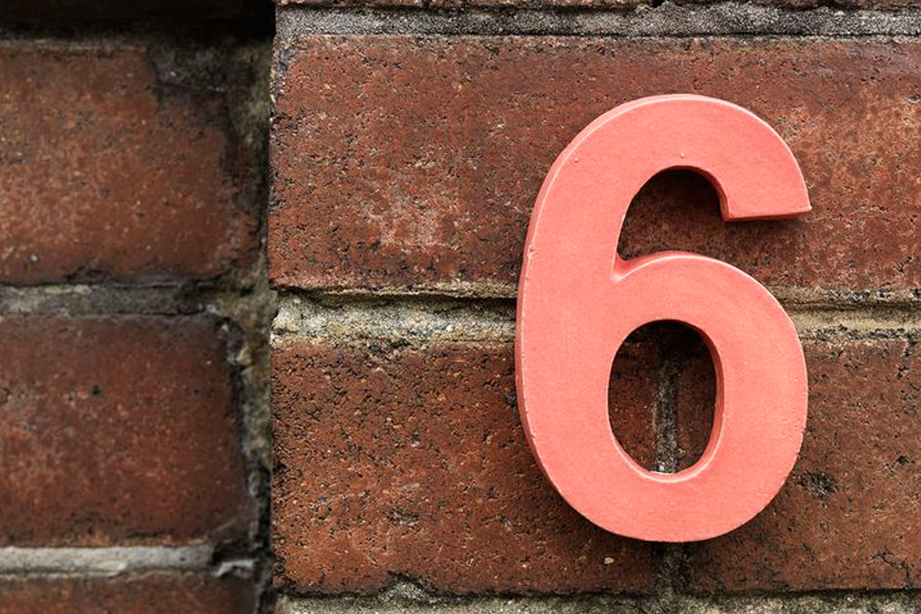 Adam Robinson Design – Sydney Outdoor & Landscape Design and Styling – Style Tip House Numbers Robert Plumb Terracotta 03