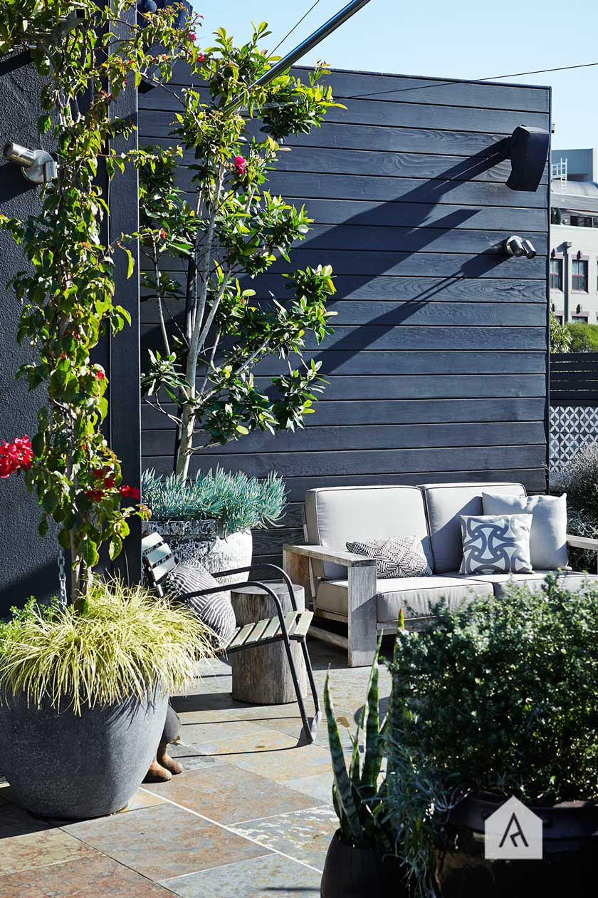 © Adam Robinson Design Sydney Outdoor & Landscape Designer Styling Gardens Outdoor Style 01 2016 AILDM National Industry Awards Balcony Rooftop Garden Category 03 Redfern rooftop project 03.jpg
