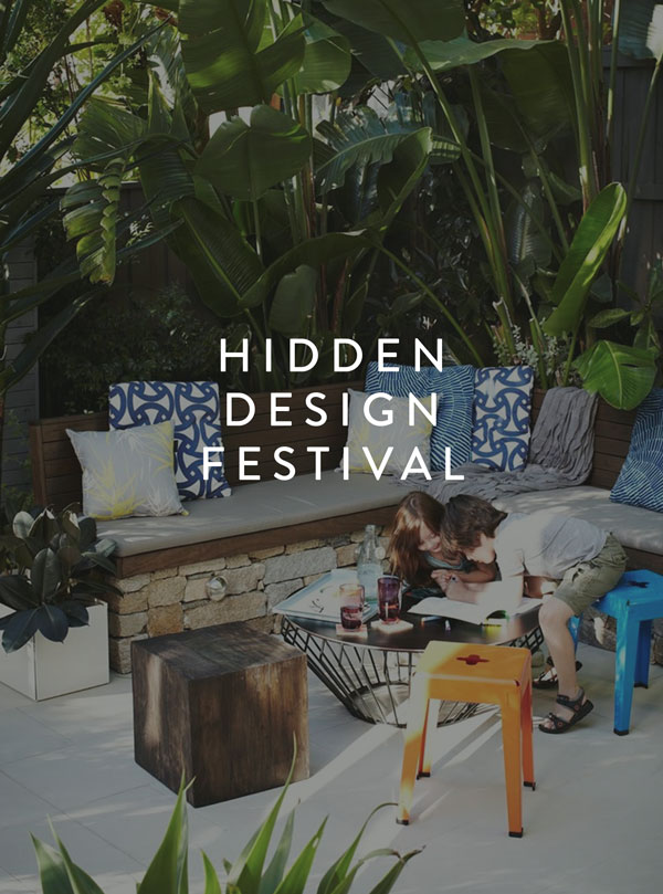 Hidden Design Festival - Featured DesignerApril 2016
