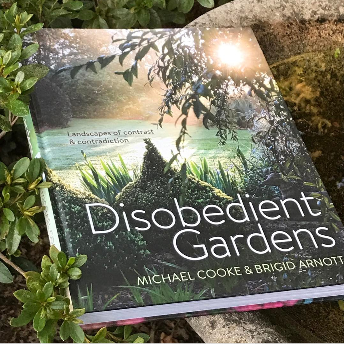 Disobedient Gardens. Image from @thebookshopbowra on Instagram