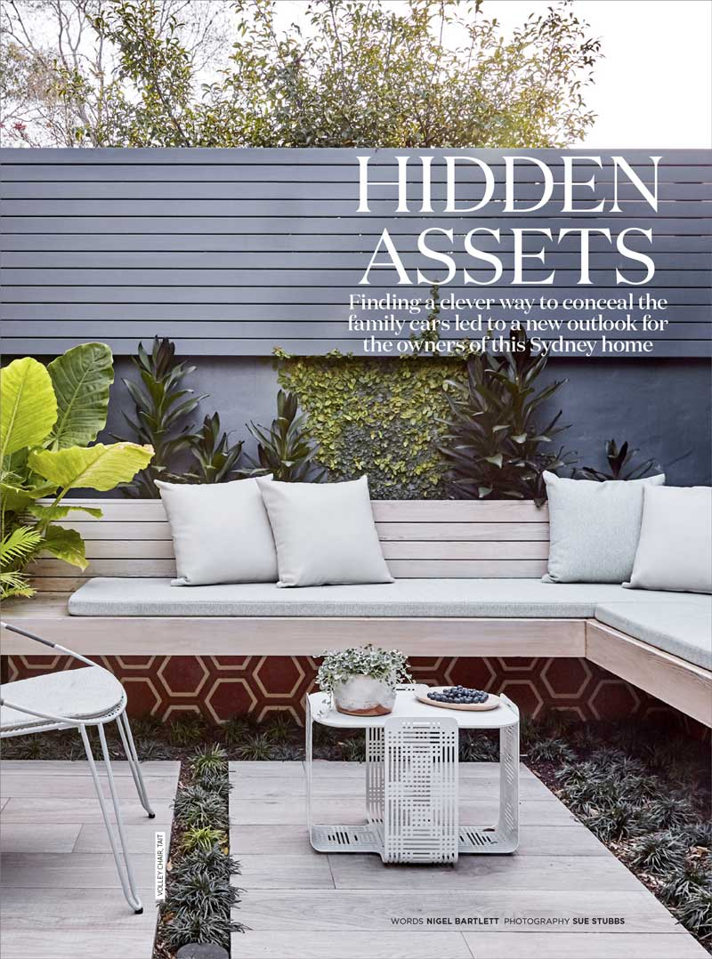 INSIDE OUT MAGAZINE - 'Hidden Assets'Jun, 2019