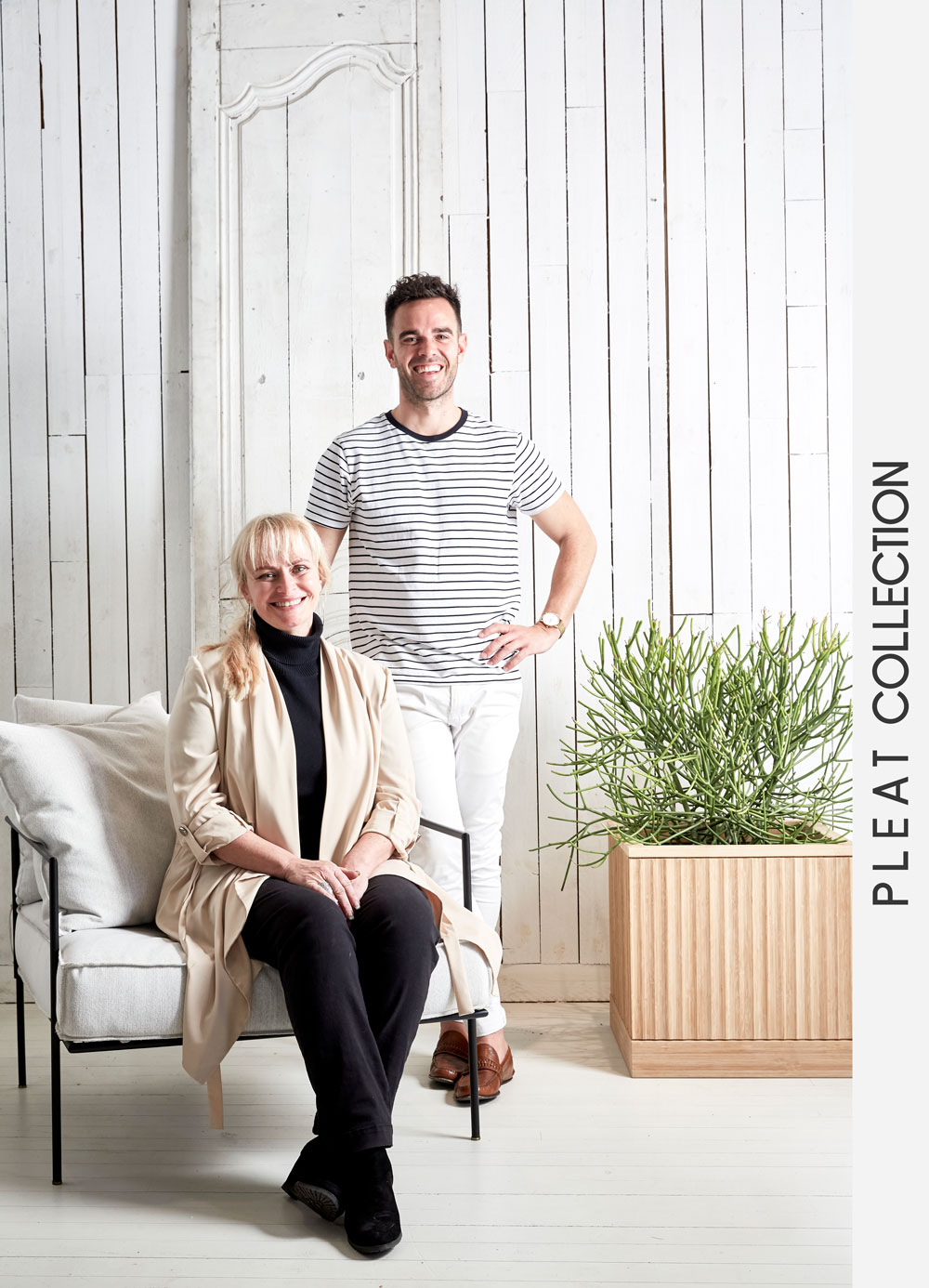 PLEAT COLLECTION
